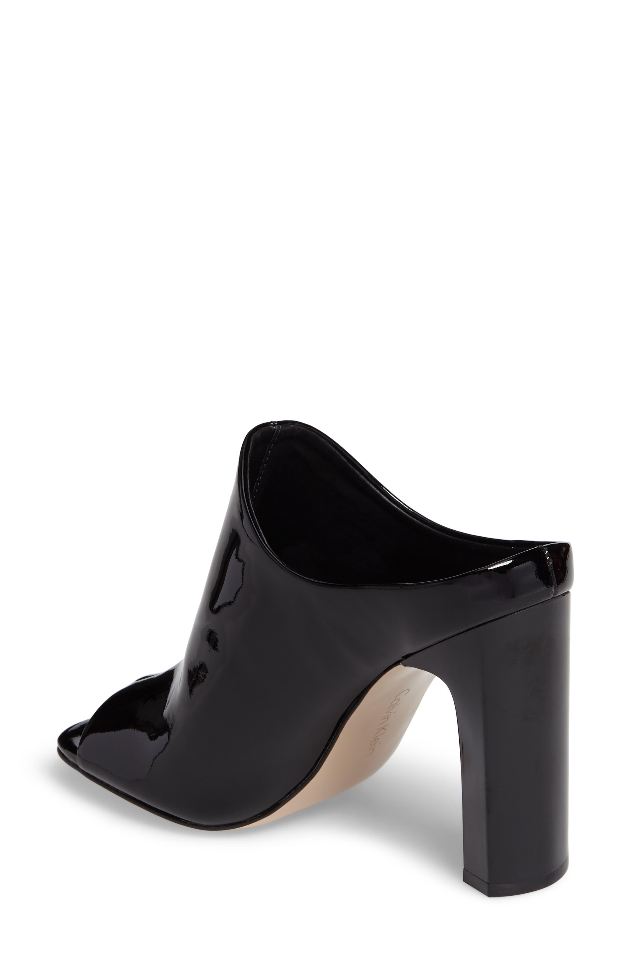 Alternate Image 2  - Calvin Klein Maera Open Toe Mule (Women)