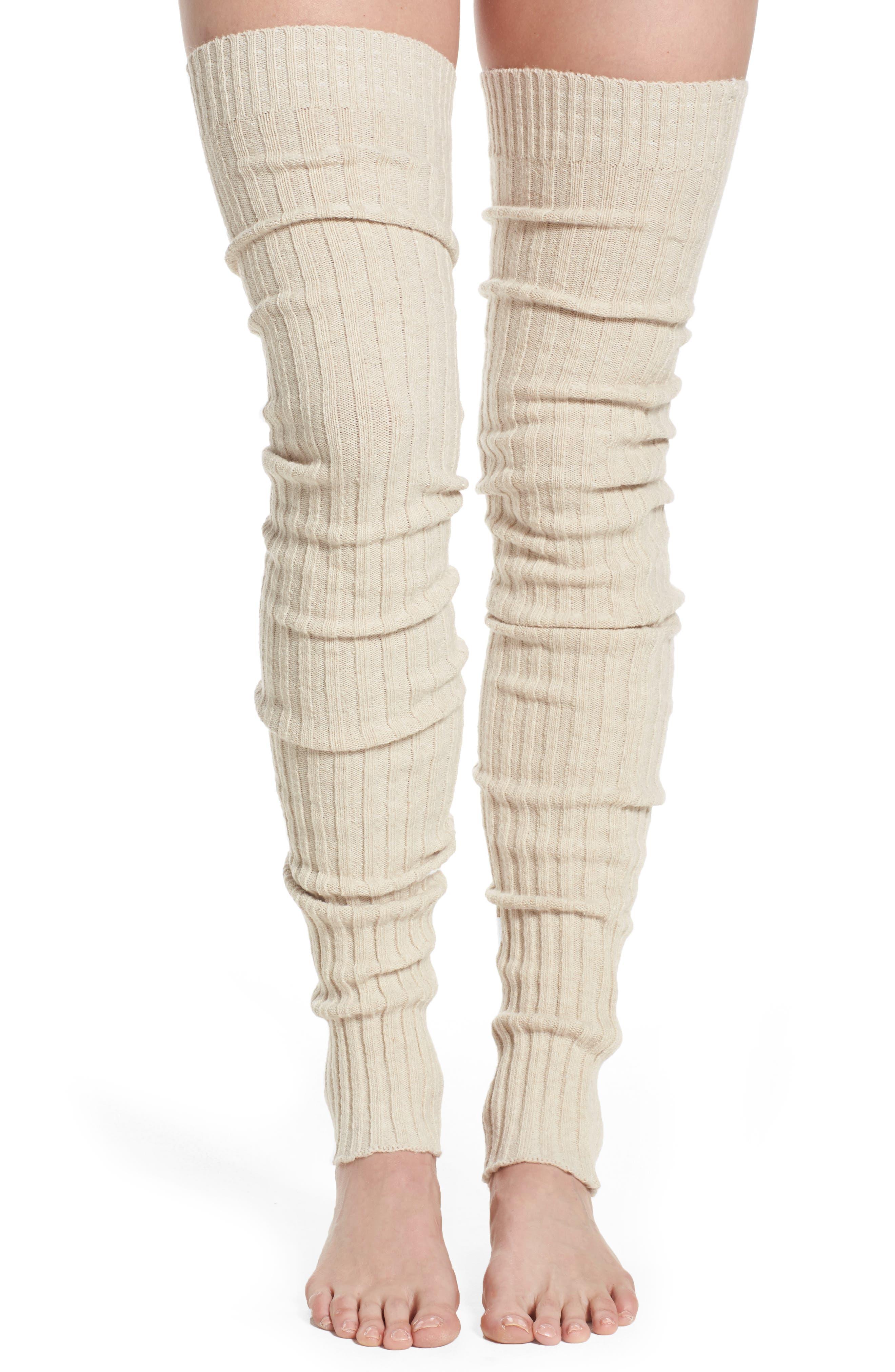 ToeSox Knit Leg Warmers