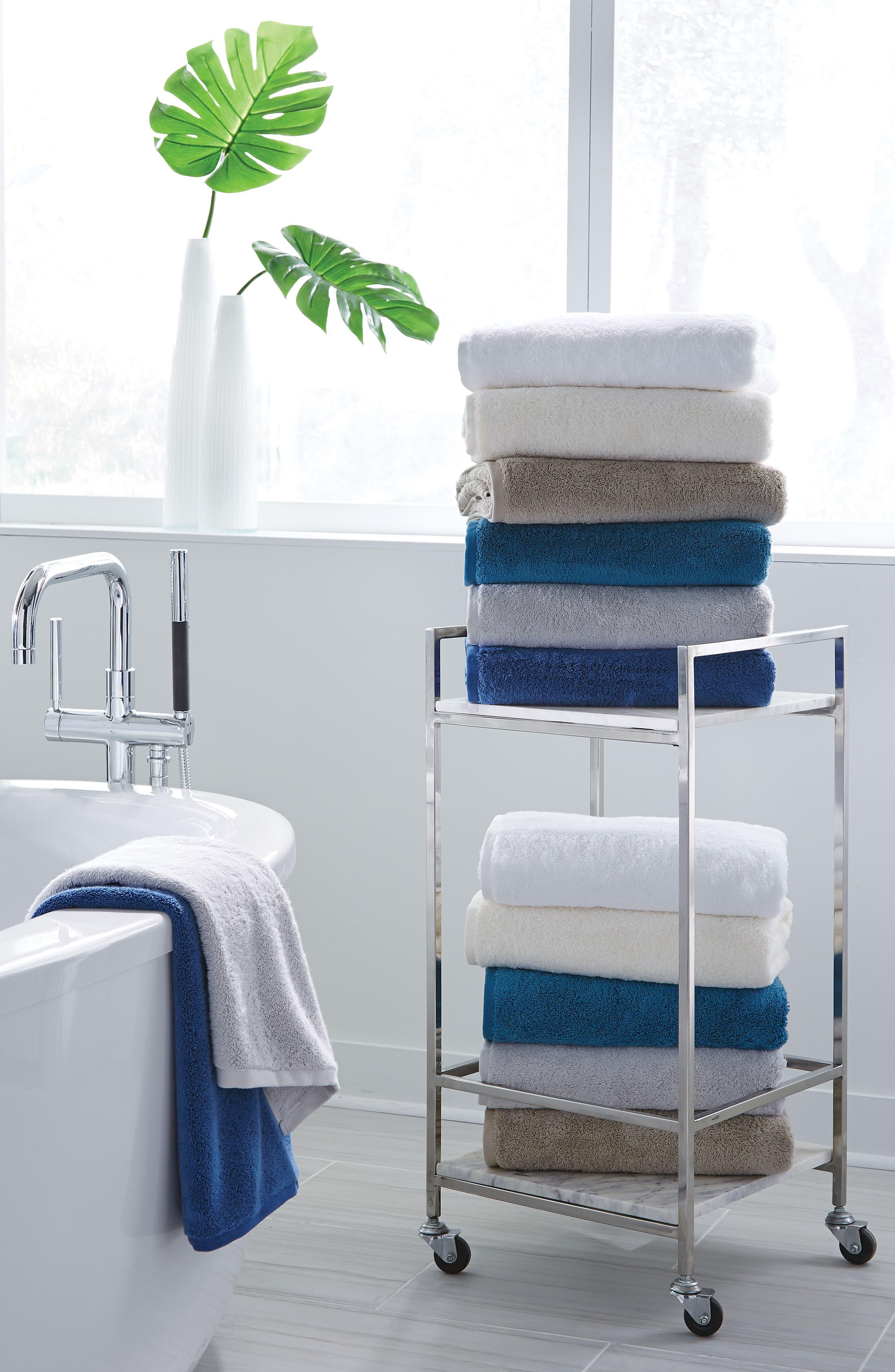 Alternate Image 2  - SFERRA Sarma Hand Towel