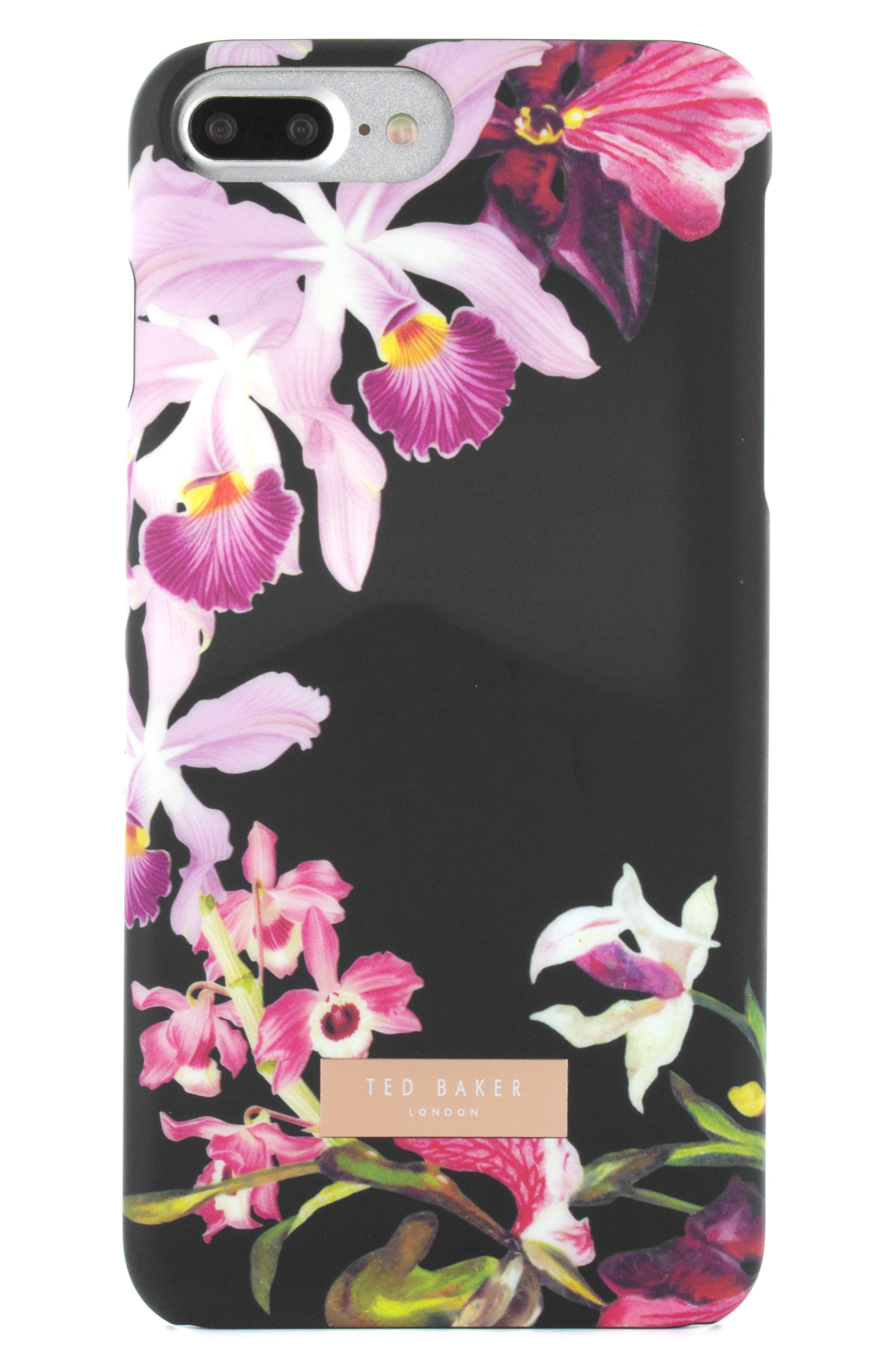 Alternate Image 1 Selected - Ted Baker London Sidra Garden iPhone 6/6s/7/8 Plus Case