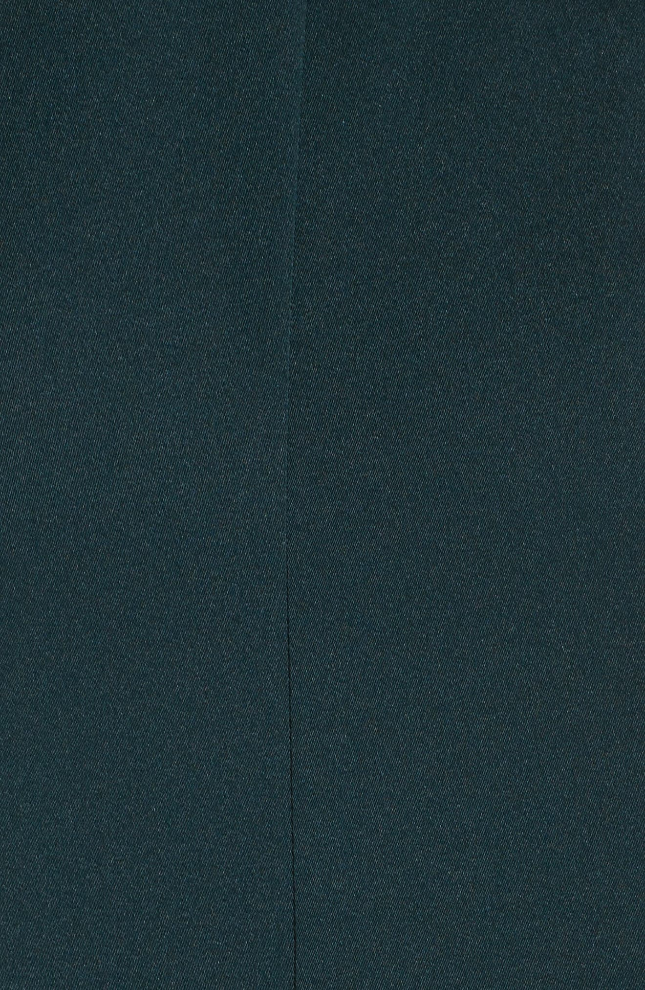 Alternate Image 5  - Ieena for Mac Duggal Embellished Fit & Flare Dress