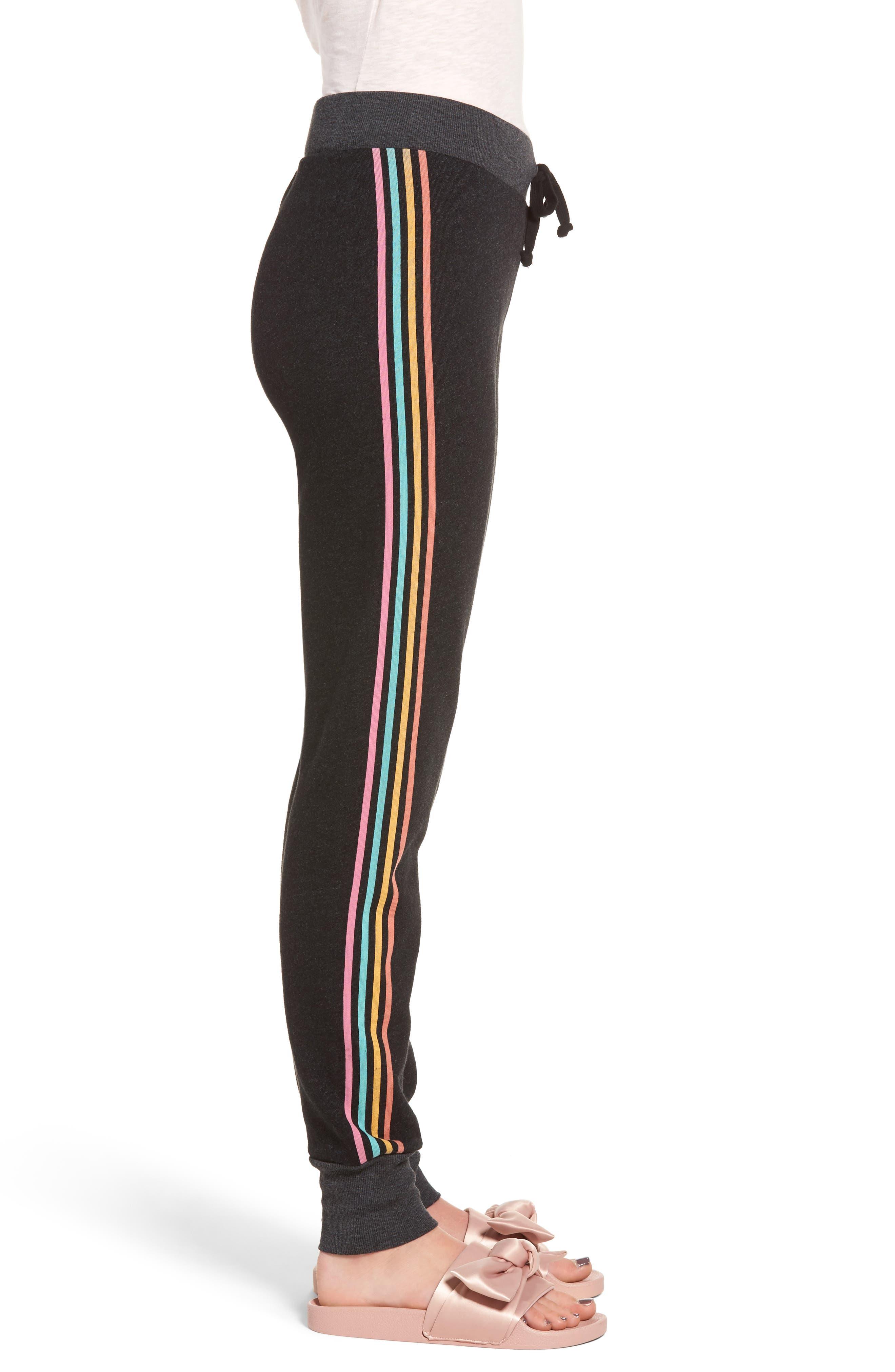 Alternate Image 3  - Wildfox '80s Track Star Knox Sweatpants