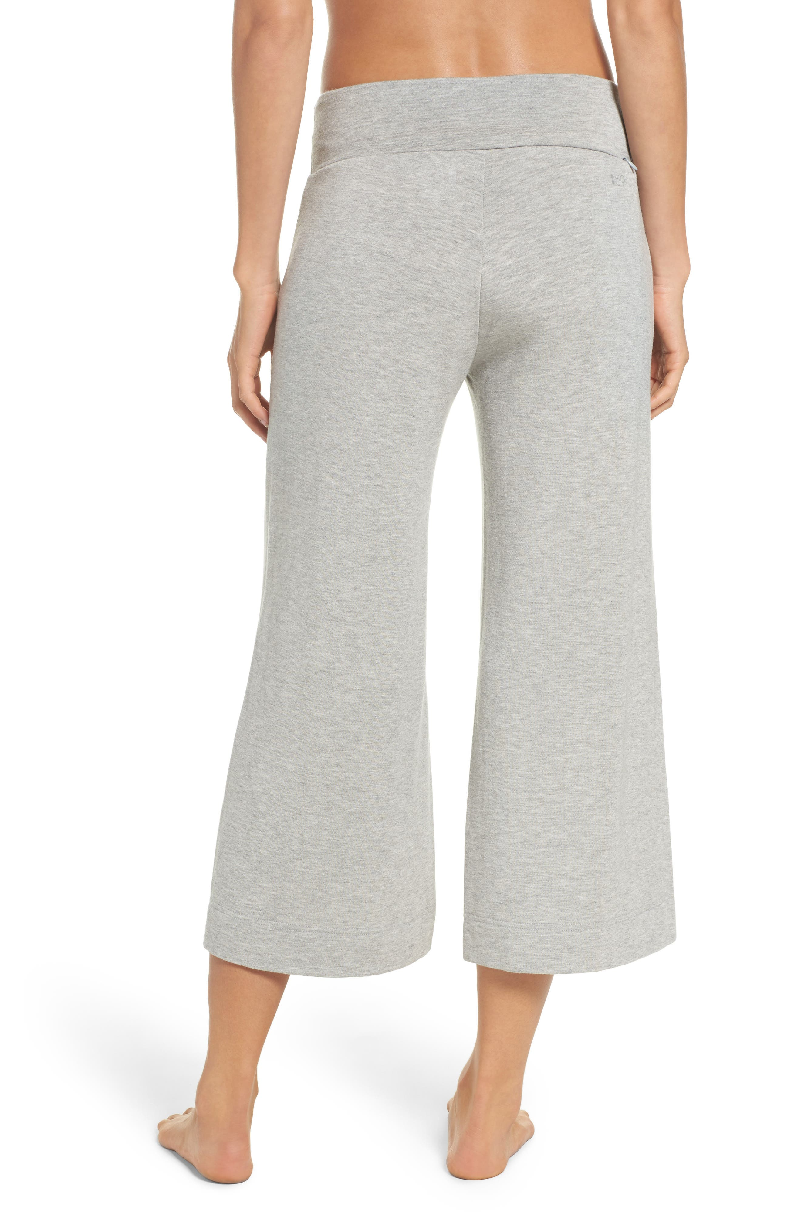 Alternate Image 2  - SPLITS59 Runway Culotte Sweatpants