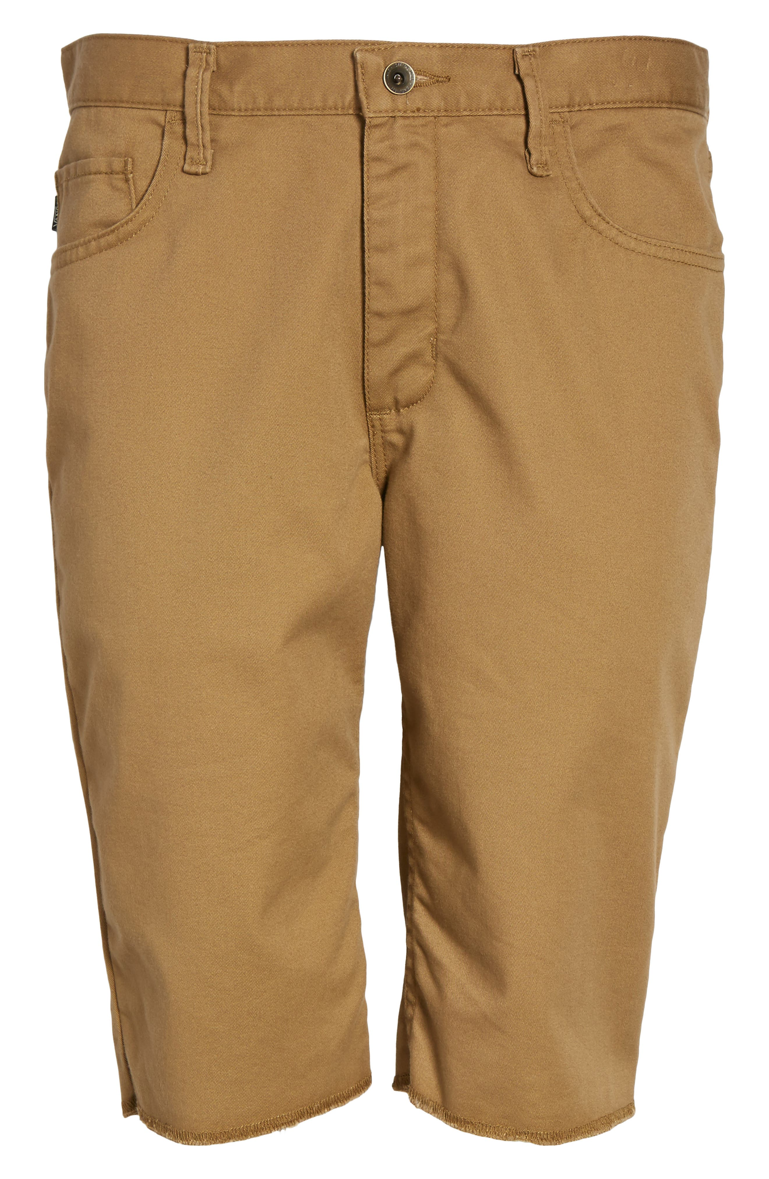 Alternate Image 6  - Vans Covina II - Anthony Van Engelen Twill Shorts