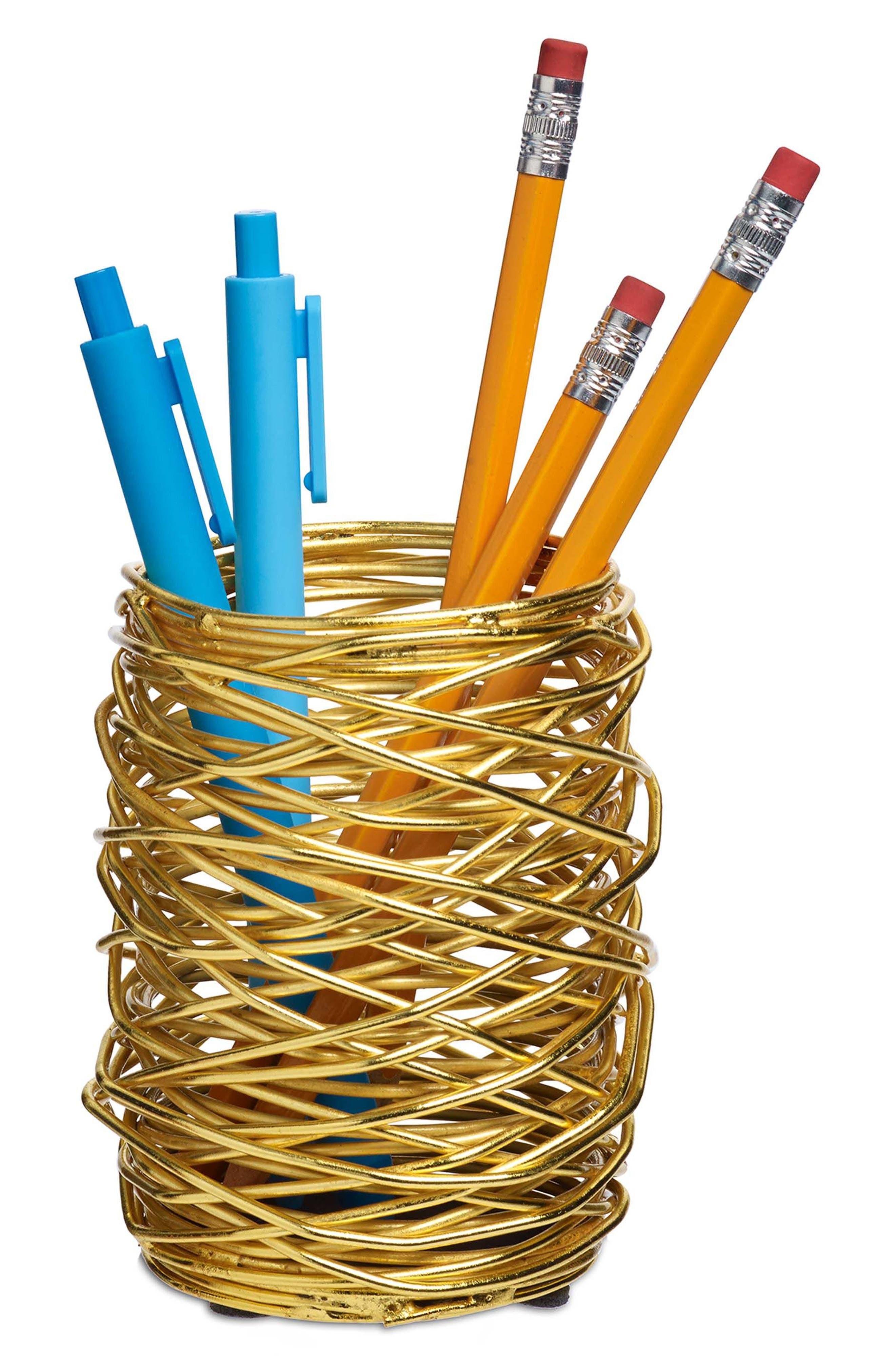 Design Ideas Wound Up Pencil Cup