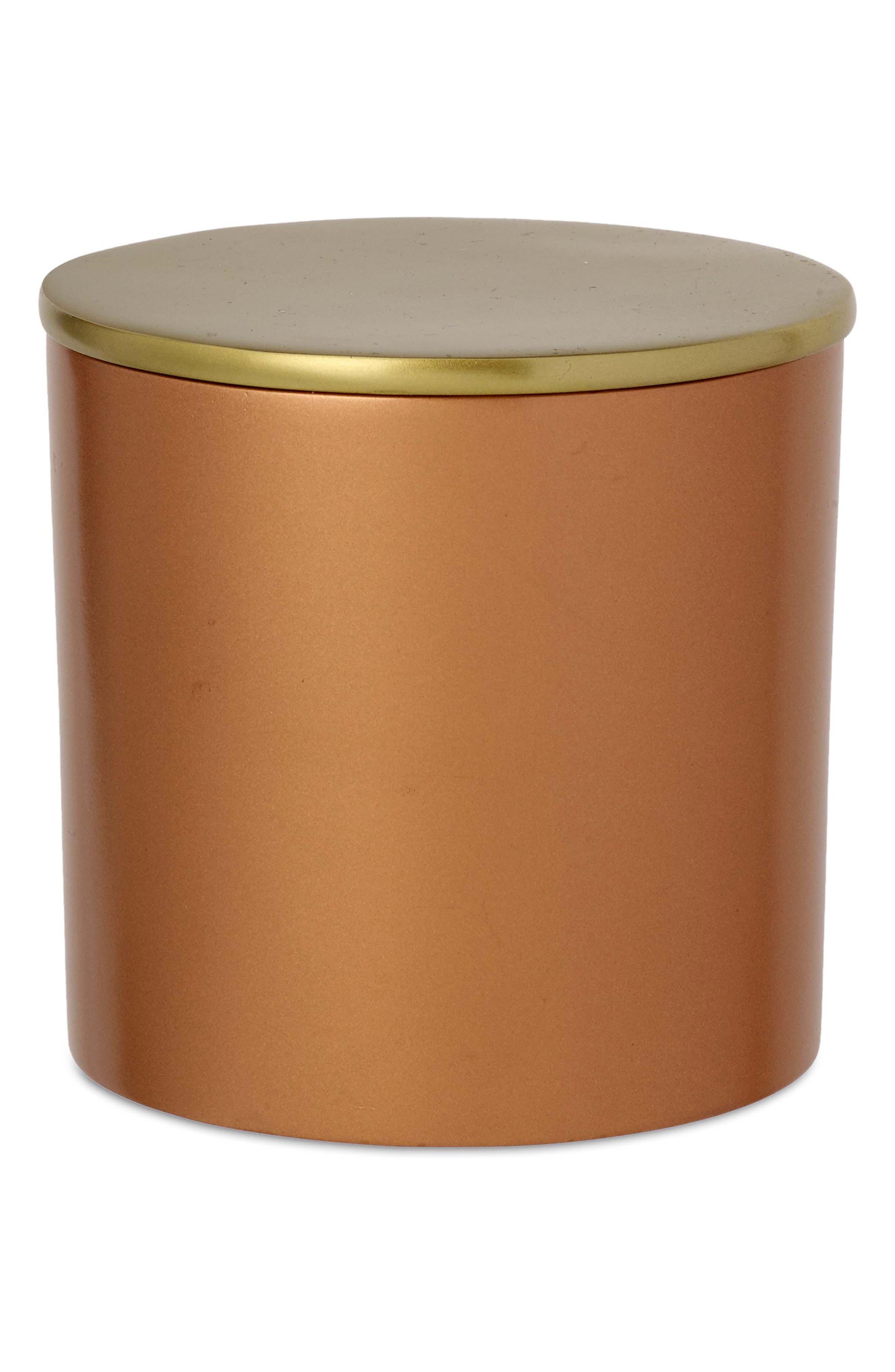 Cache Box,                         Main,                         color, Copper/ Brass Lid