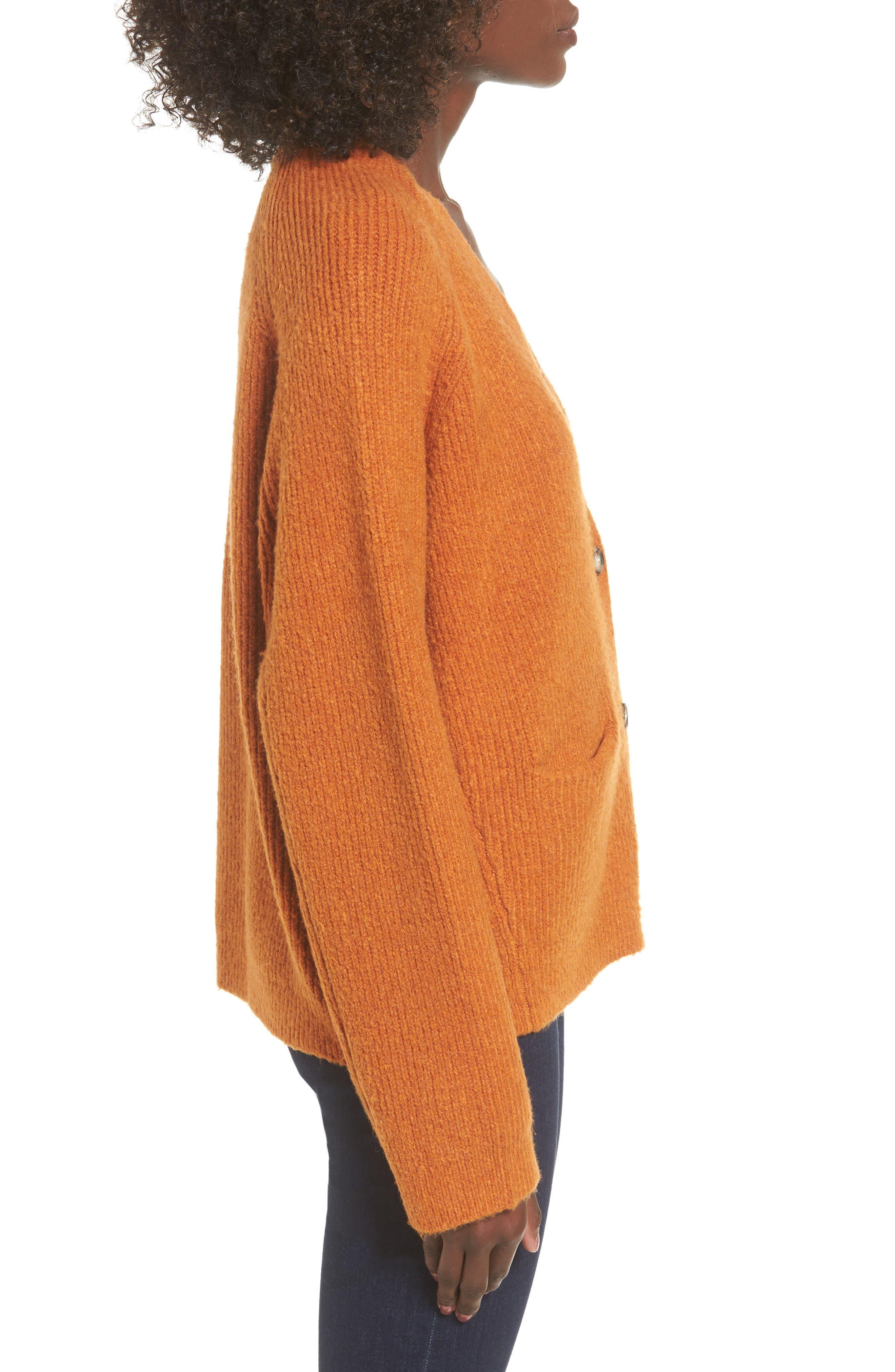 Alternate Image 3  - Leith Cardigan Sweater