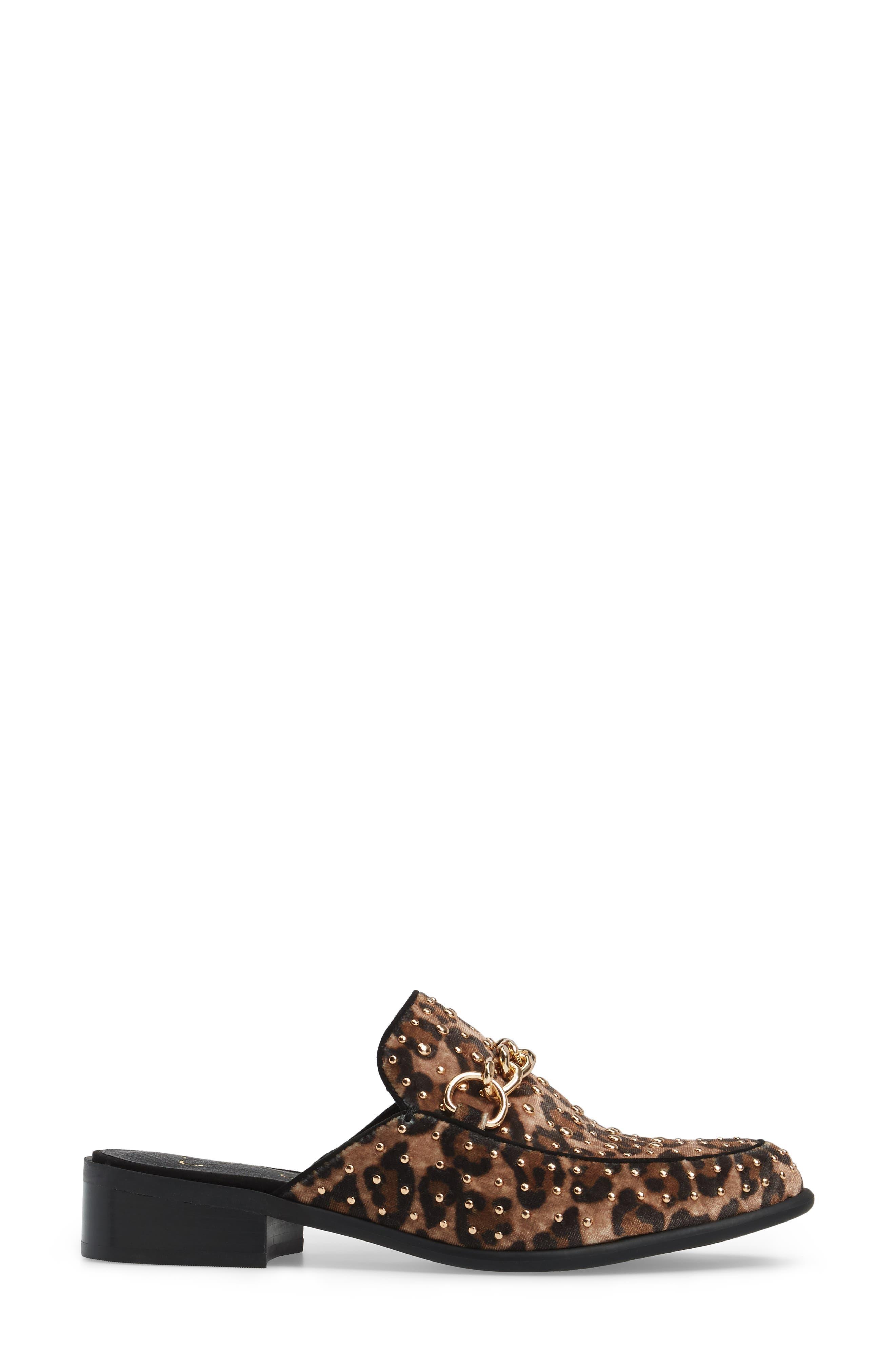 Alternate Image 3  - Jessica Simpson Beez Loafer Mule (Women)