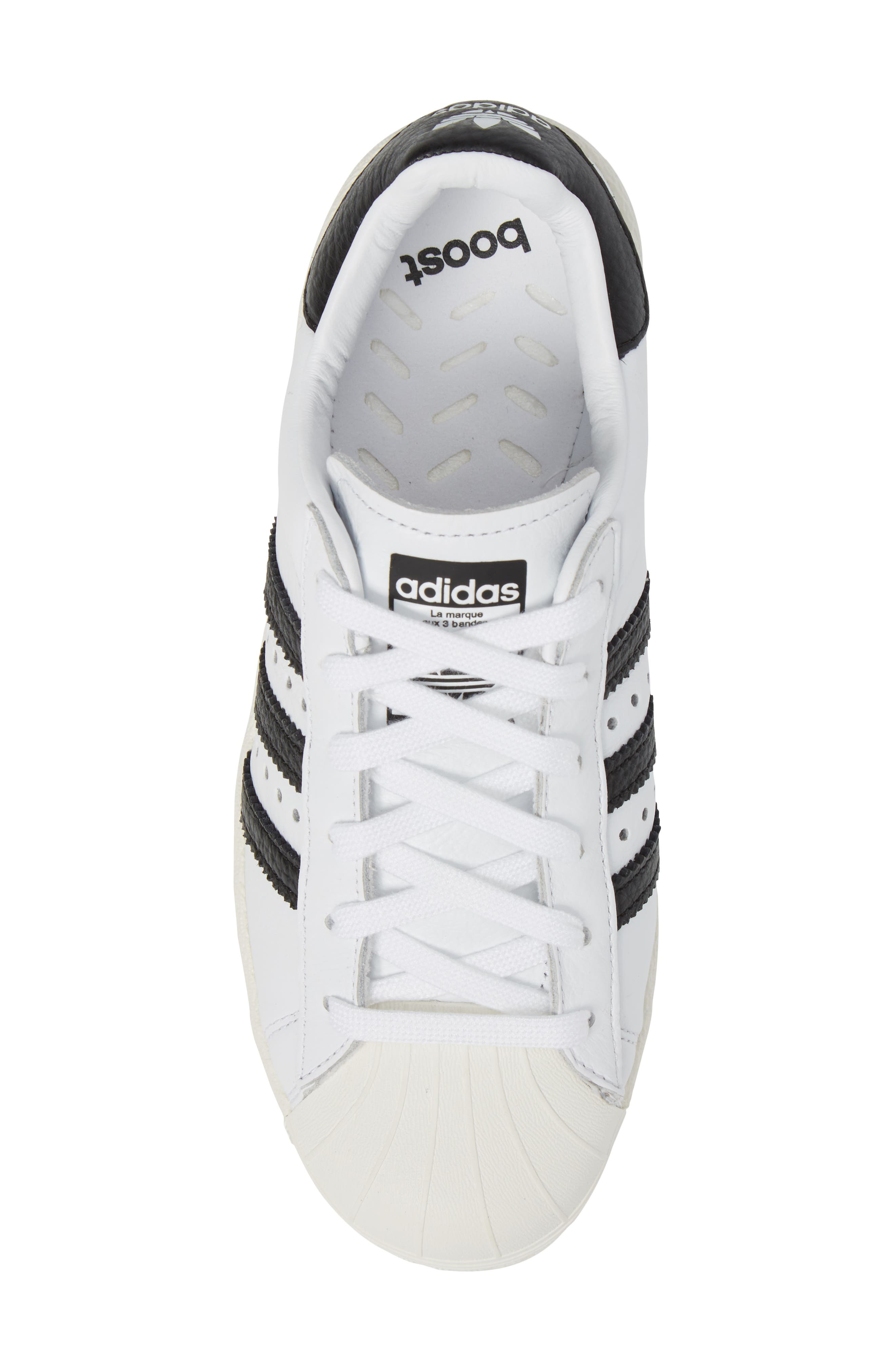 Alternate Image 5  - adidas Superstar Boost Sneaker (Women)