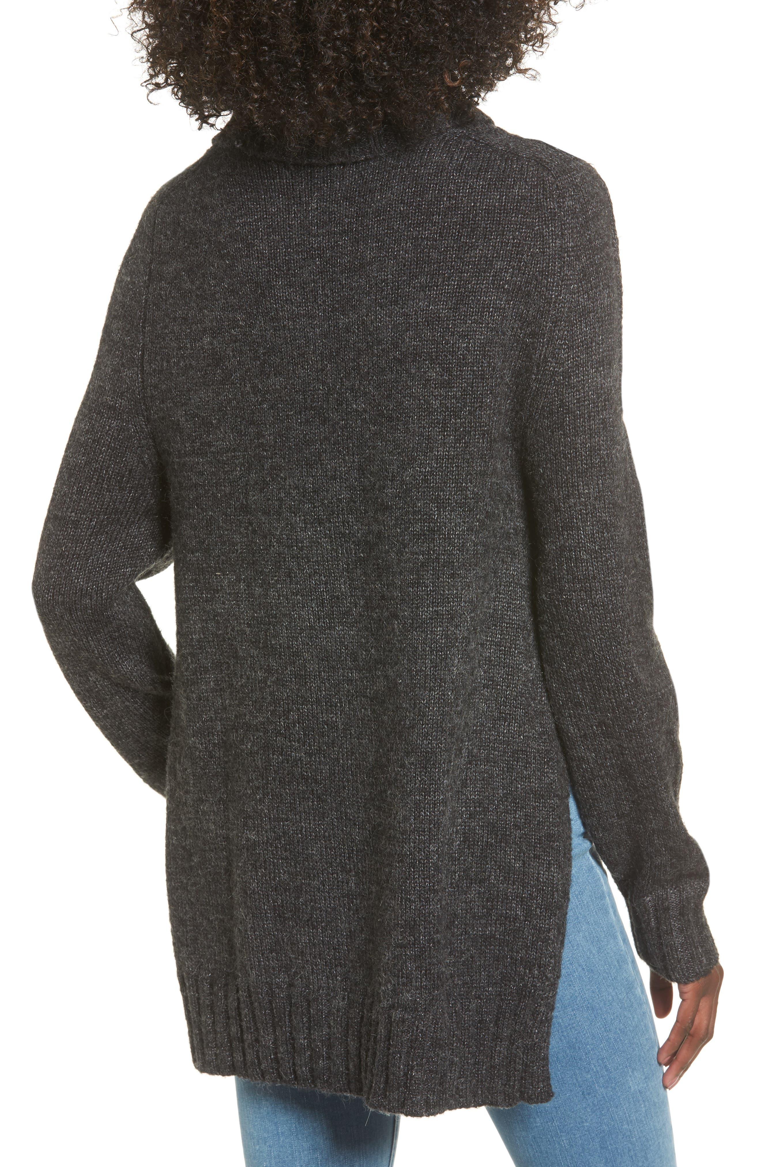 Alternate Image 2  - ASTR the Label Stacy Turtleneck Sweater