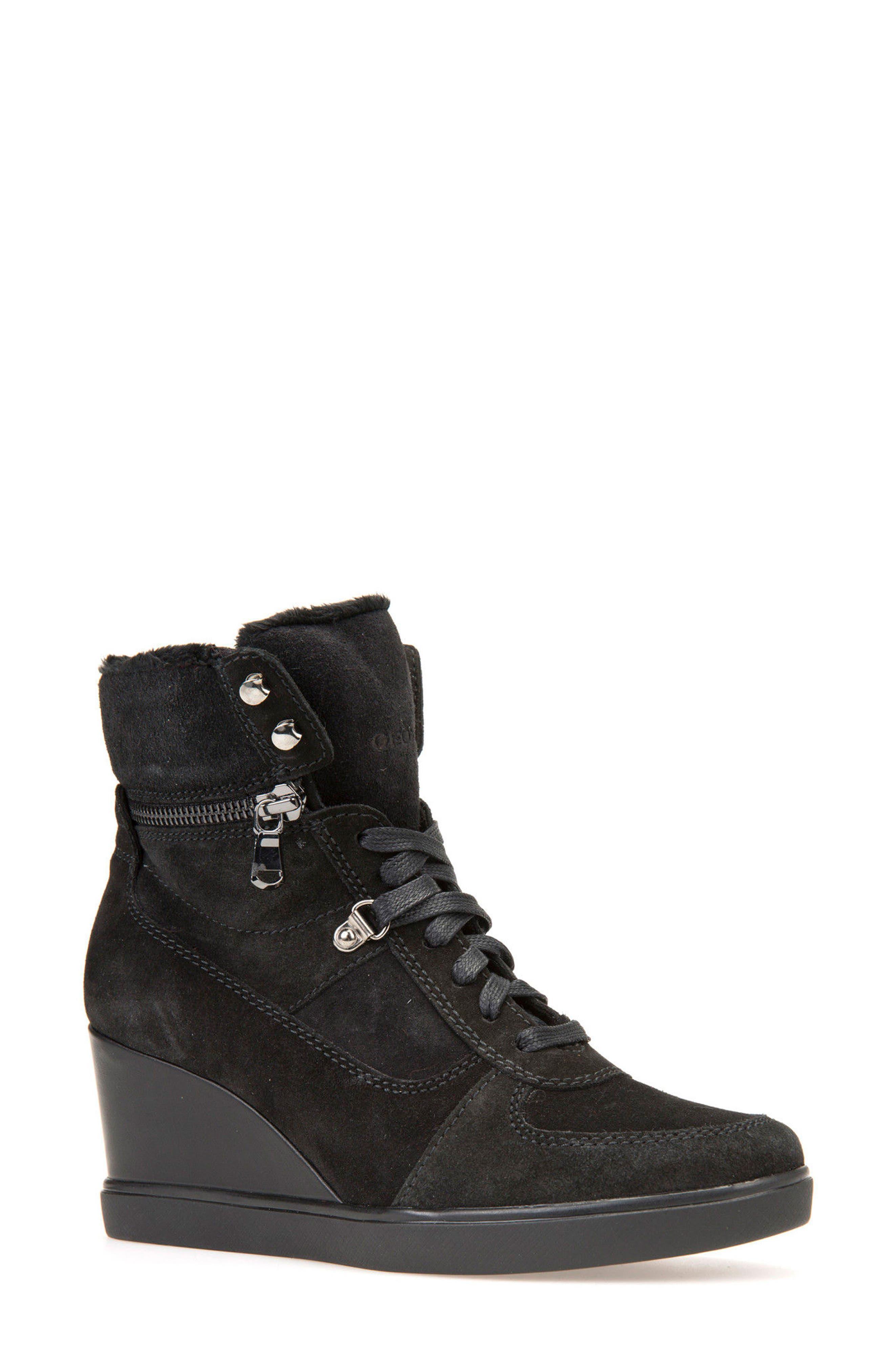 GEOX Eleni Wedge Sneaker