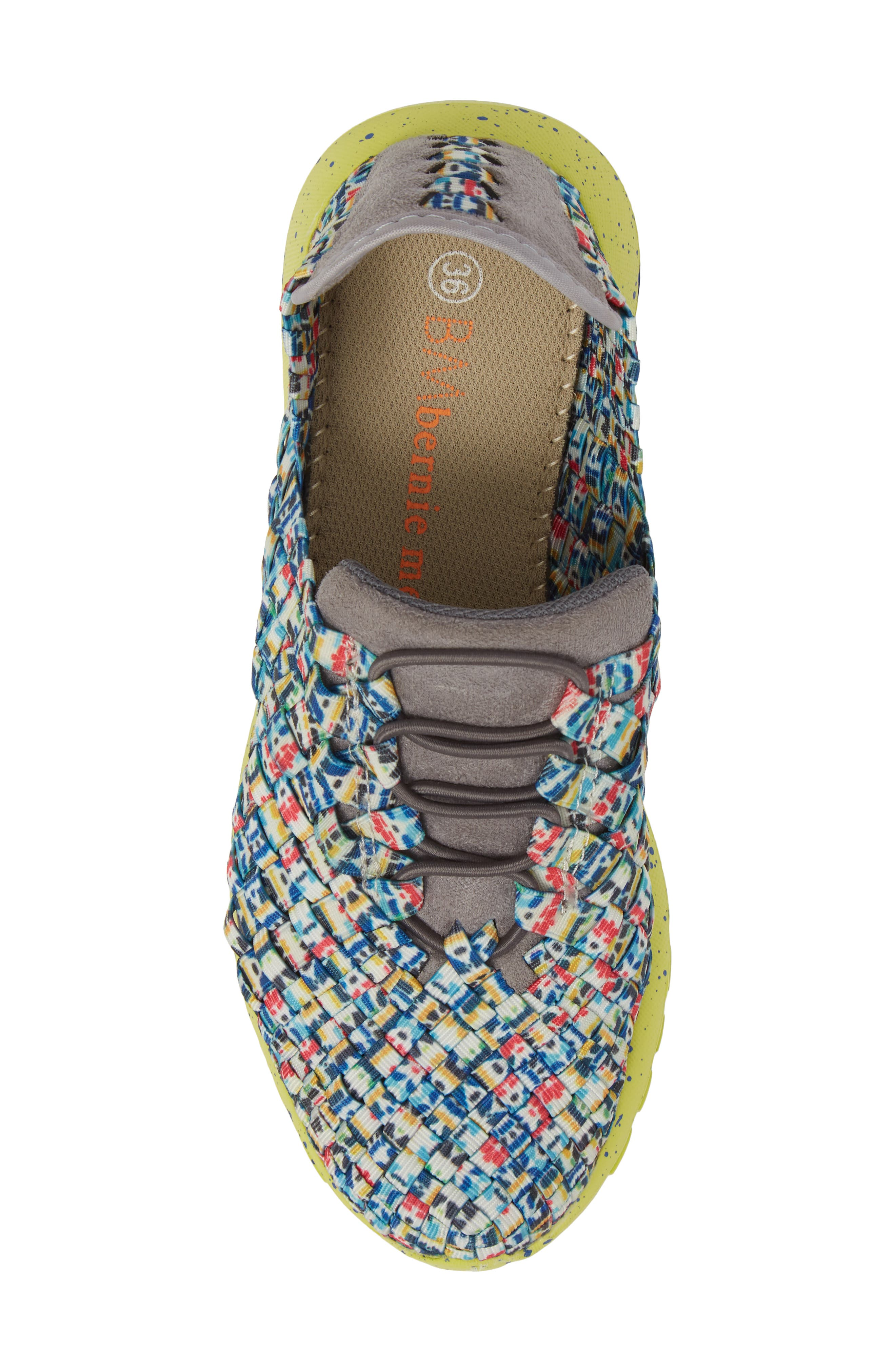 Runners Victoria Sneaker,                             Alternate thumbnail 5, color,                             Pixel Fabric