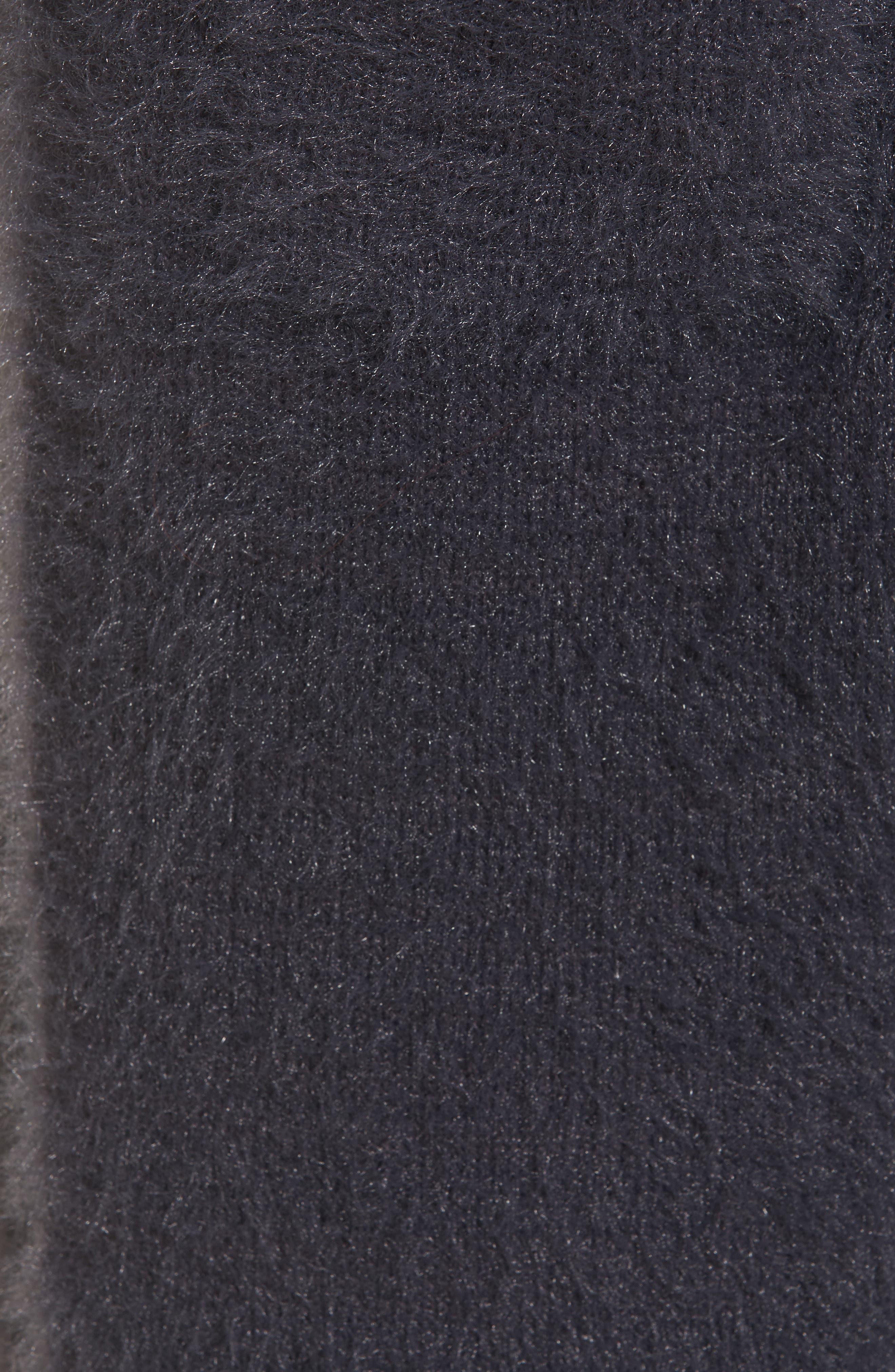 Alternate Image 5  - Leith Longline Open Cardigan