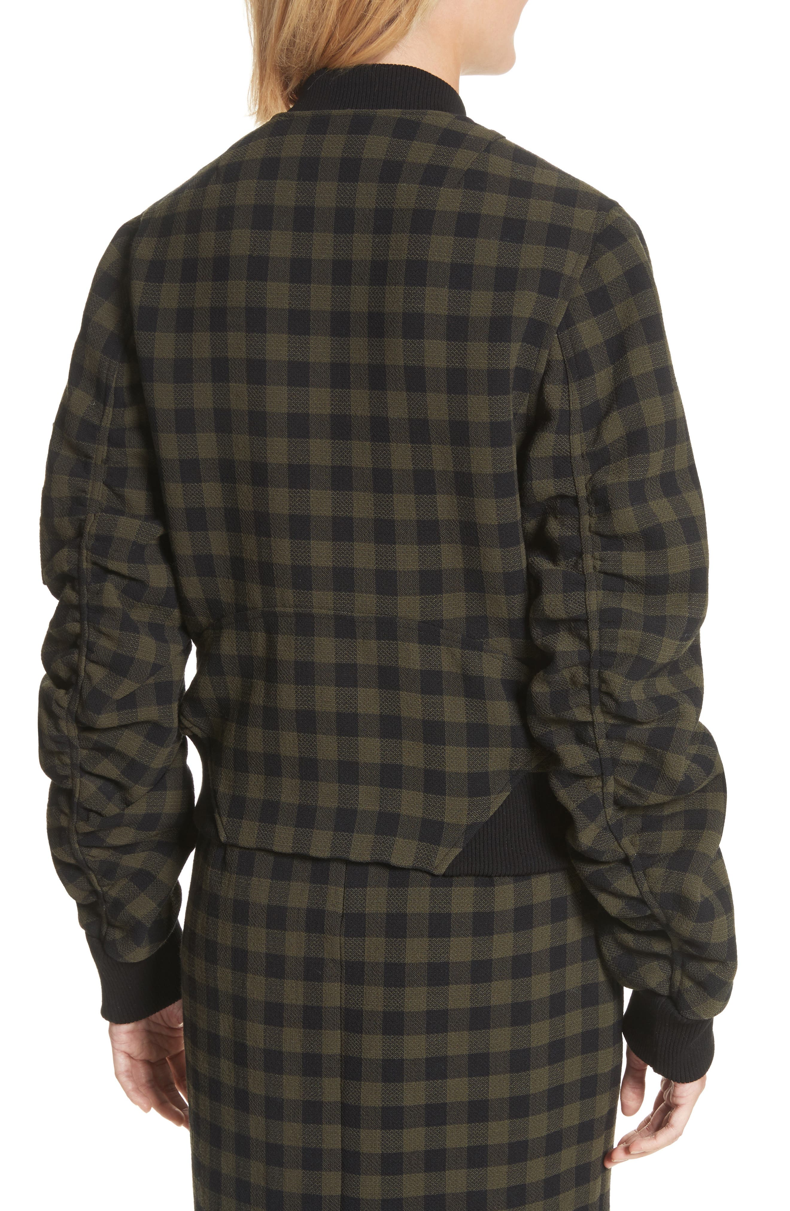 Alternate Image 3  - A..L.C. Andrew Wool Bomber Jacket