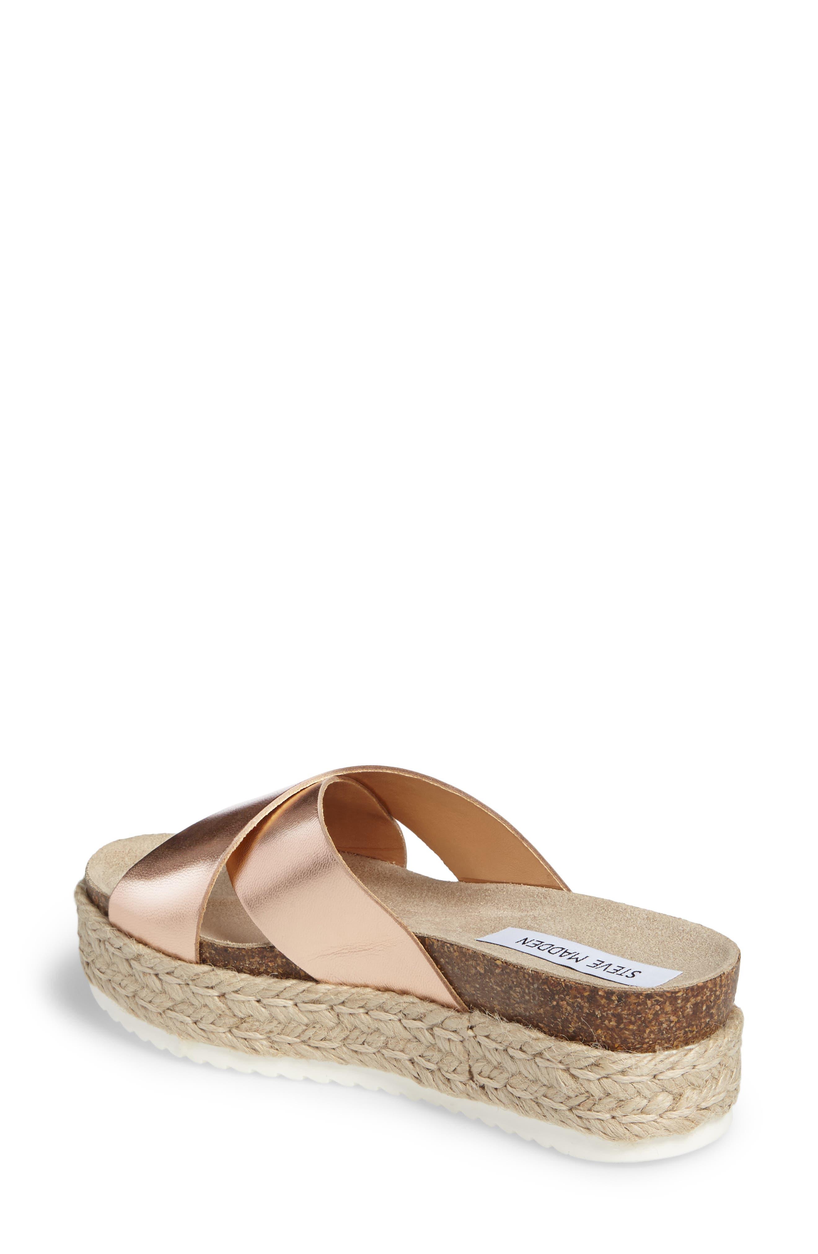 Alternate Image 2  - Steve Madden 'Arran' Espadrille Platform Sandal (Women)
