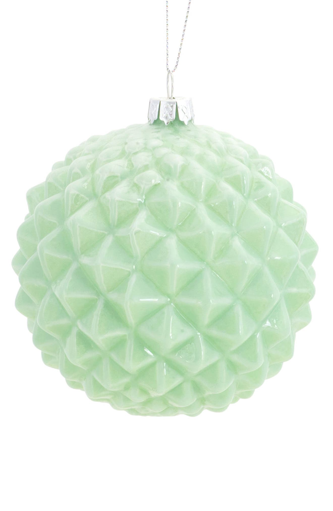 Melrose Gifts Antique Glass Ball Ornament