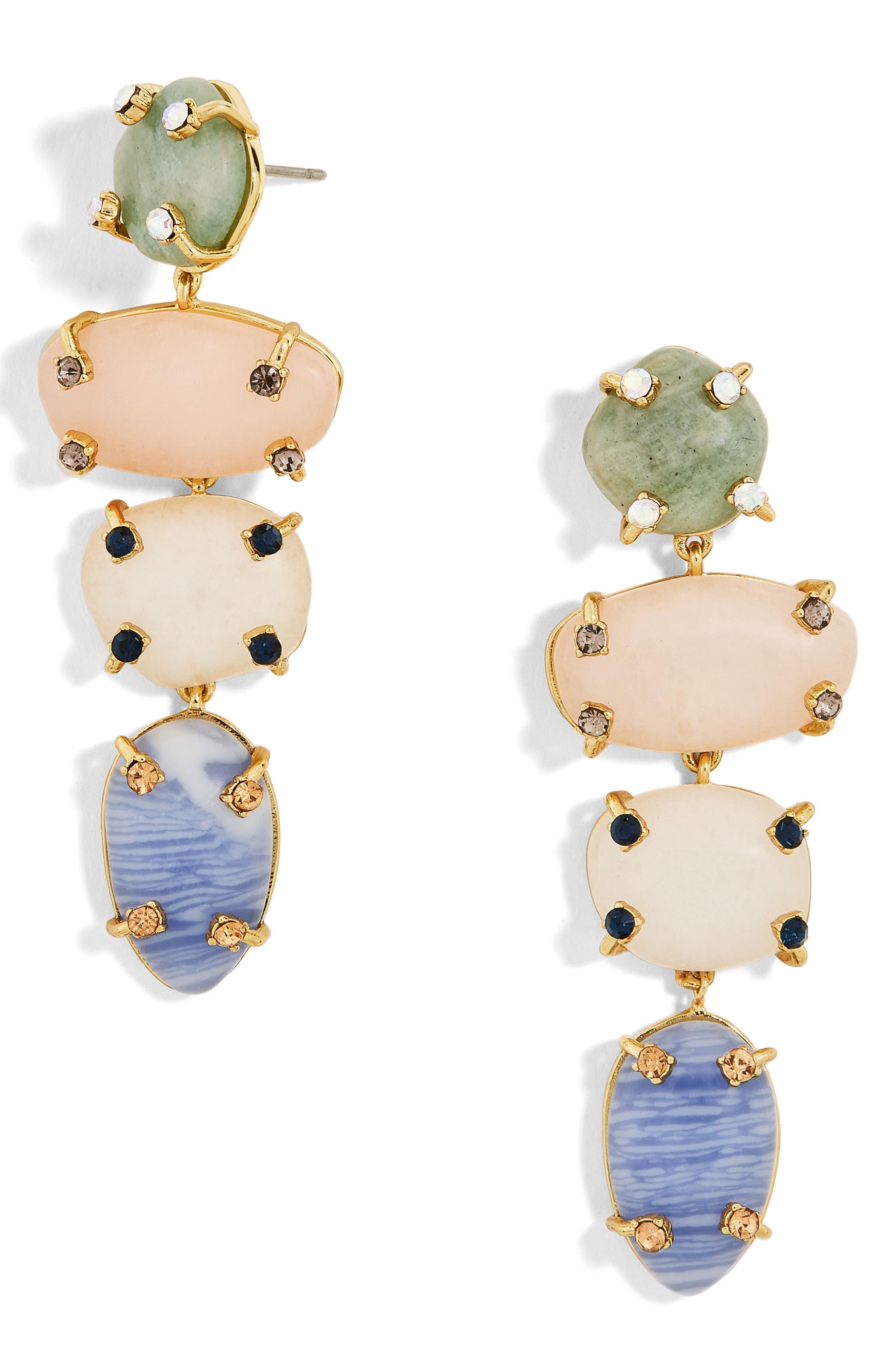Alternate Image 1 Selected - BaubleBar Devina Drop Earrings
