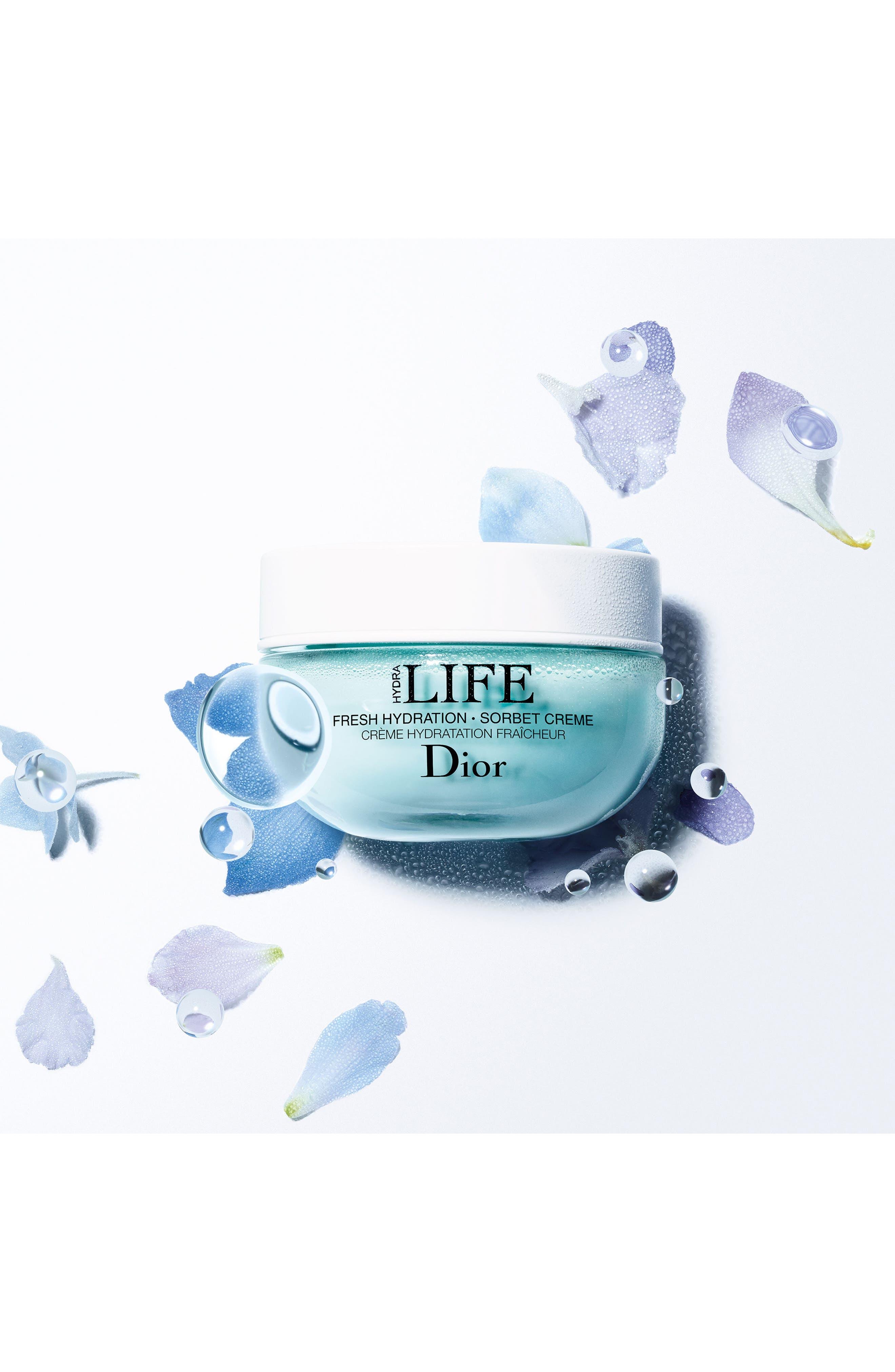 Alternate Image 2  - Dior Hydra Life Fresh Sorbet Crème