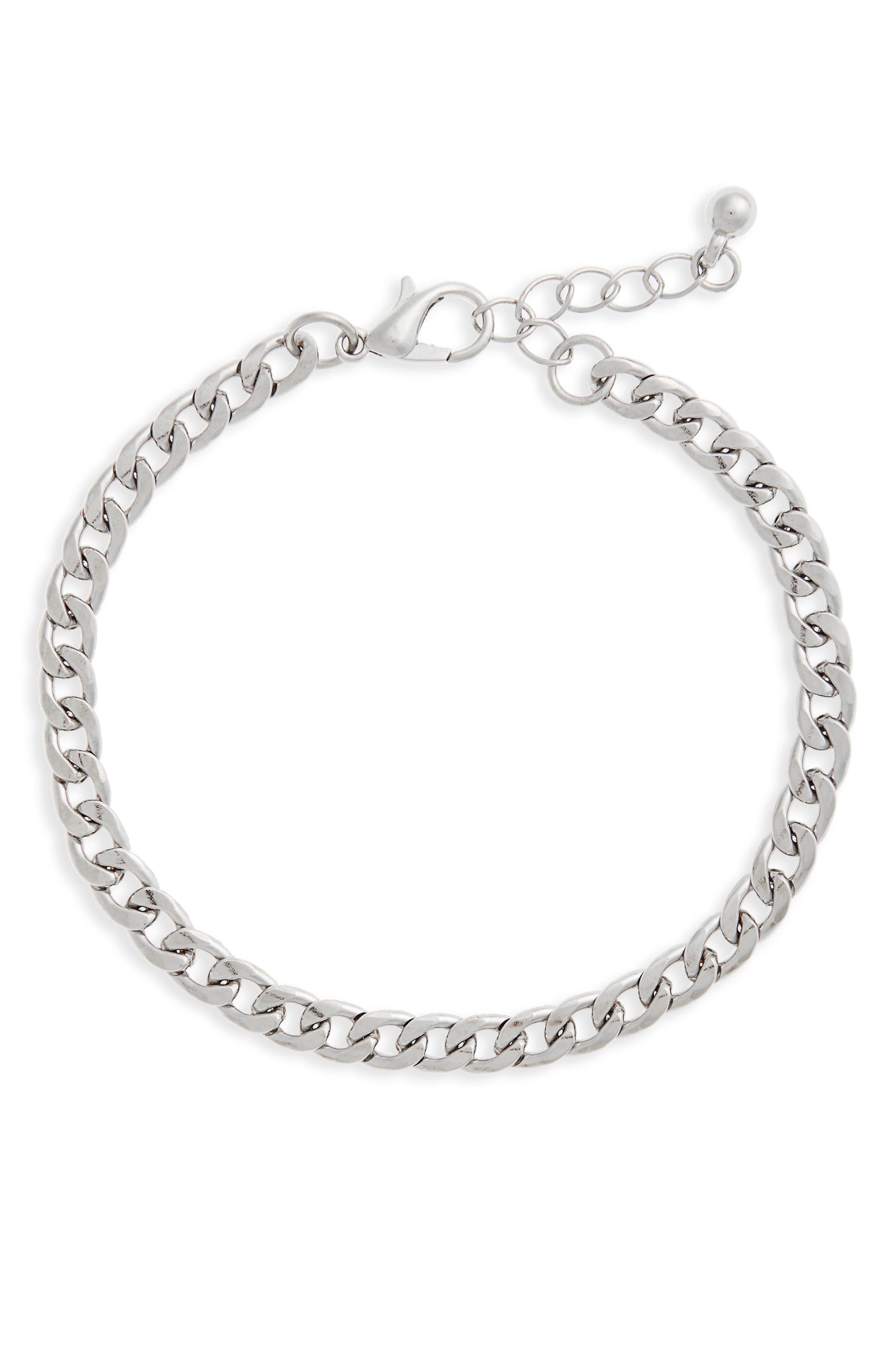 BP. Curb Chain Bracelet (2 for $14)
