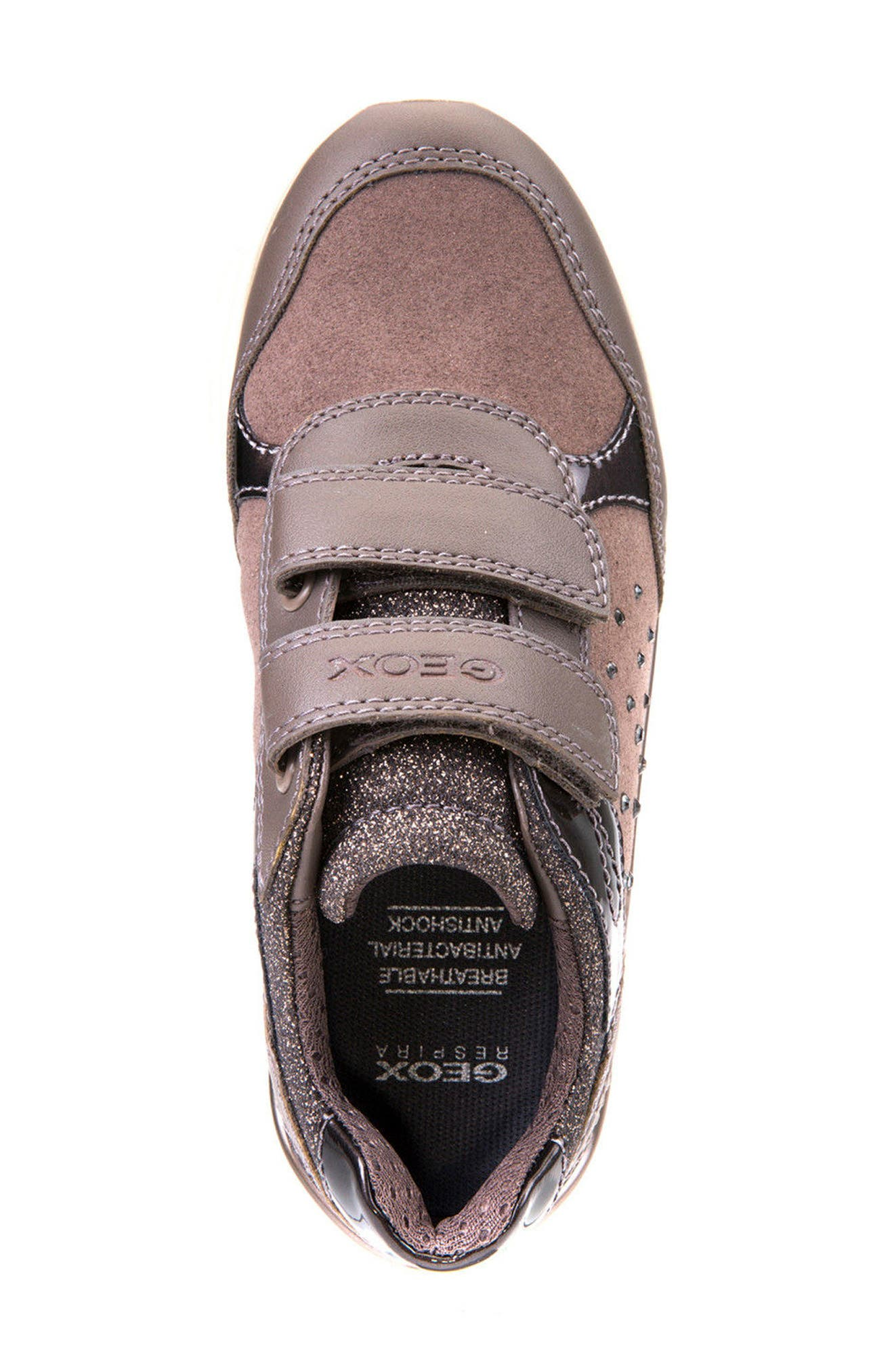 Sukie Sneaker,                             Alternate thumbnail 5, color,                             Dark Beige