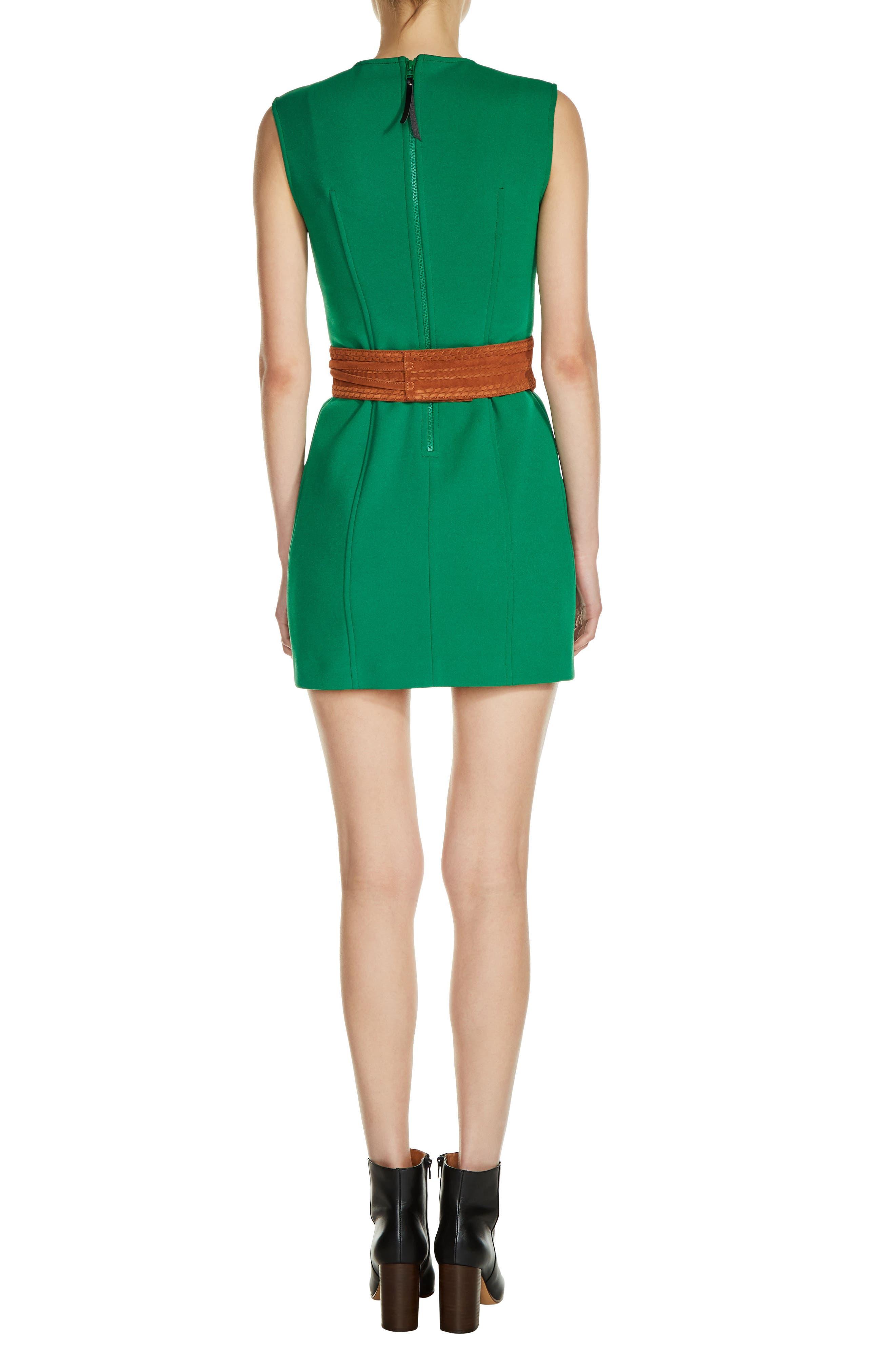Alternate Image 2  - maje Belted Dress