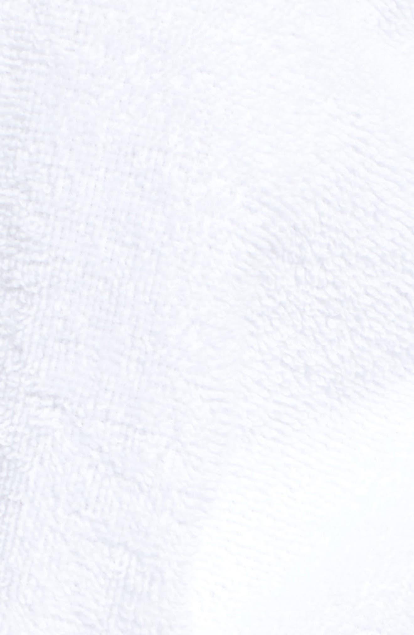 Alternate Image 6  - Nordstrom Lingerie Terry Robe