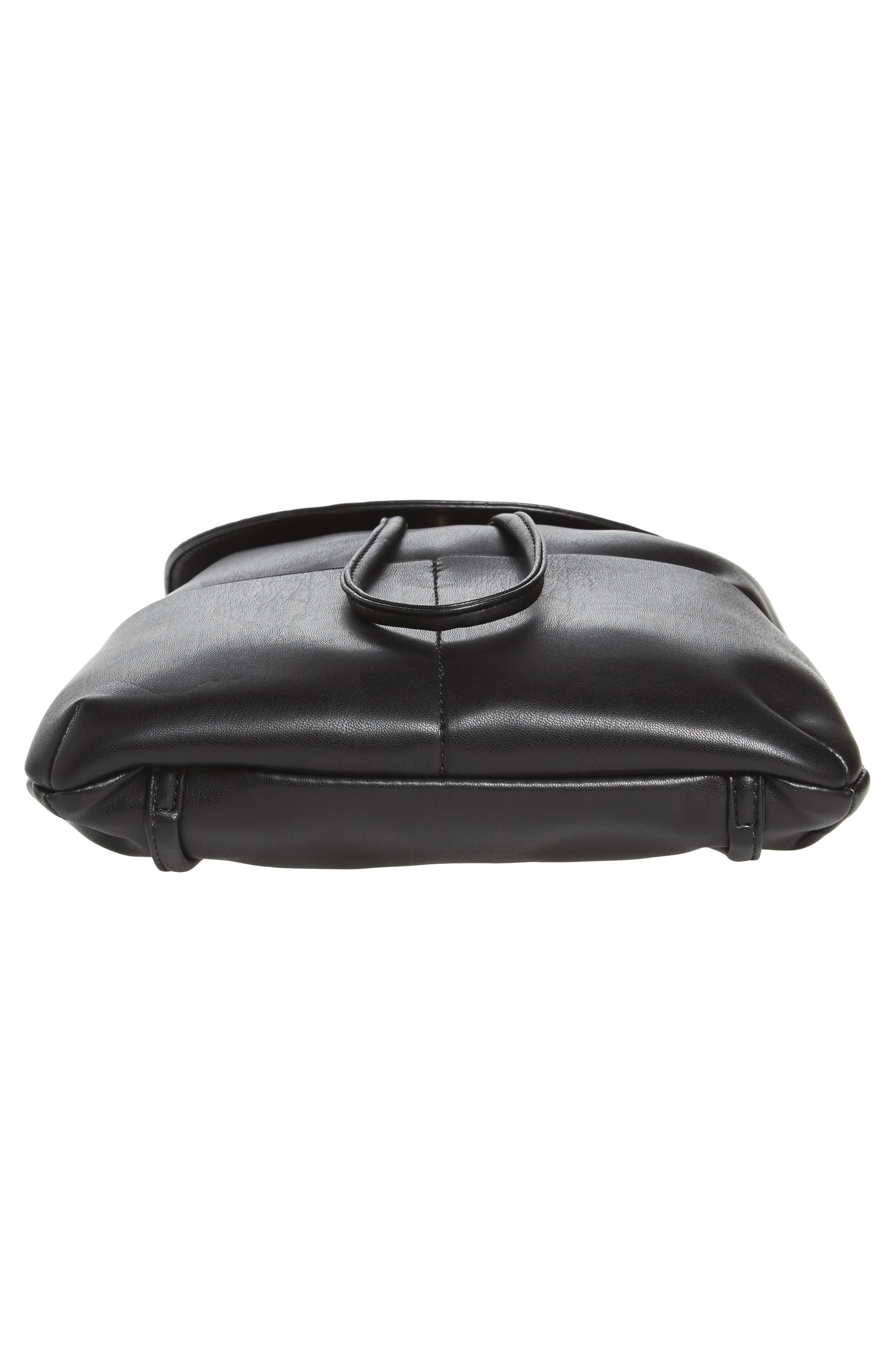 Alternate Image 5  - BP. Drawstring Faux Leather Backpack