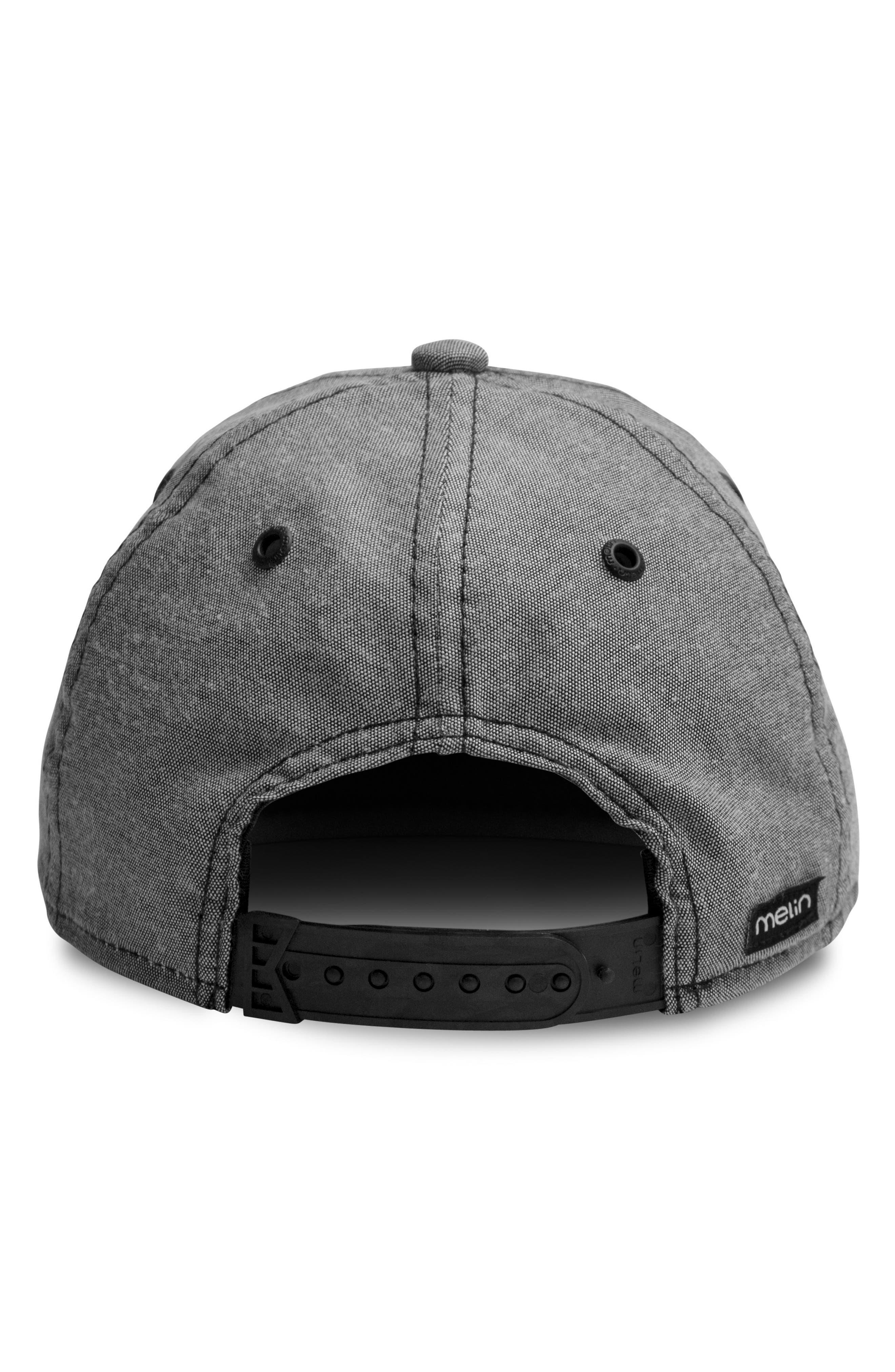 Scholar Snapback Baseball Cap,                             Alternate thumbnail 2, color,                             Black