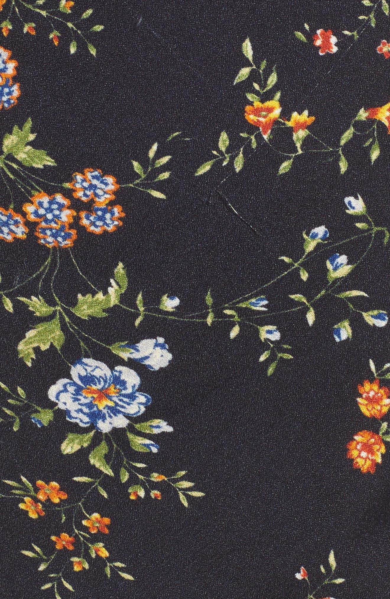 Alternate Image 5  - AFRM Rowland Midi Dress