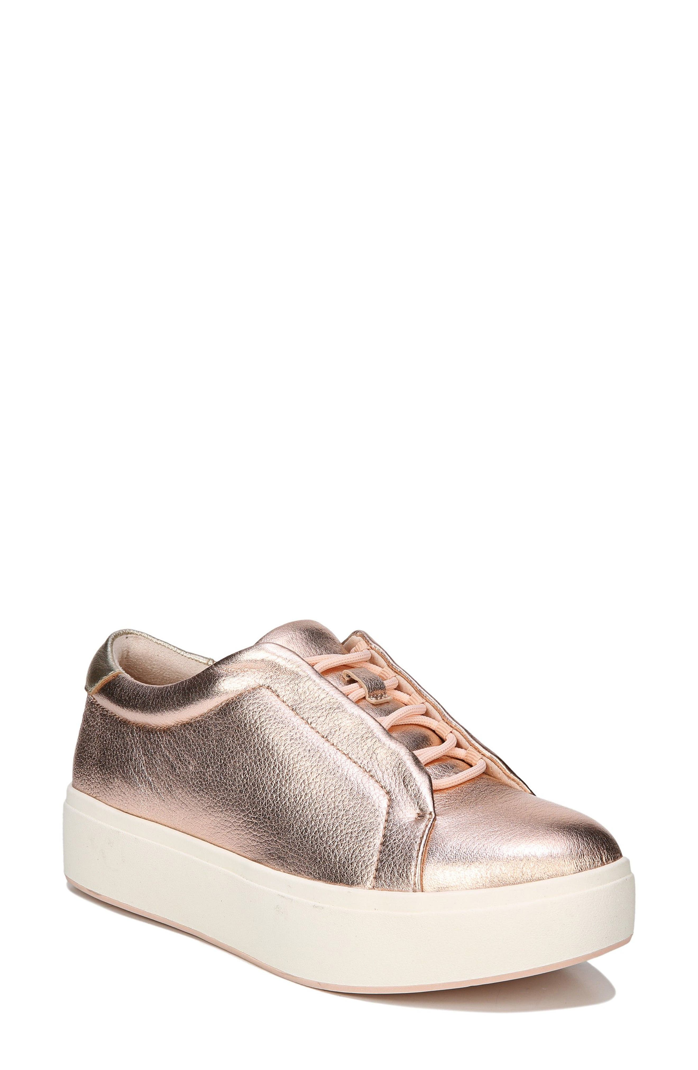Abbot Sneaker,                         Main,                         color, Primrose Leather