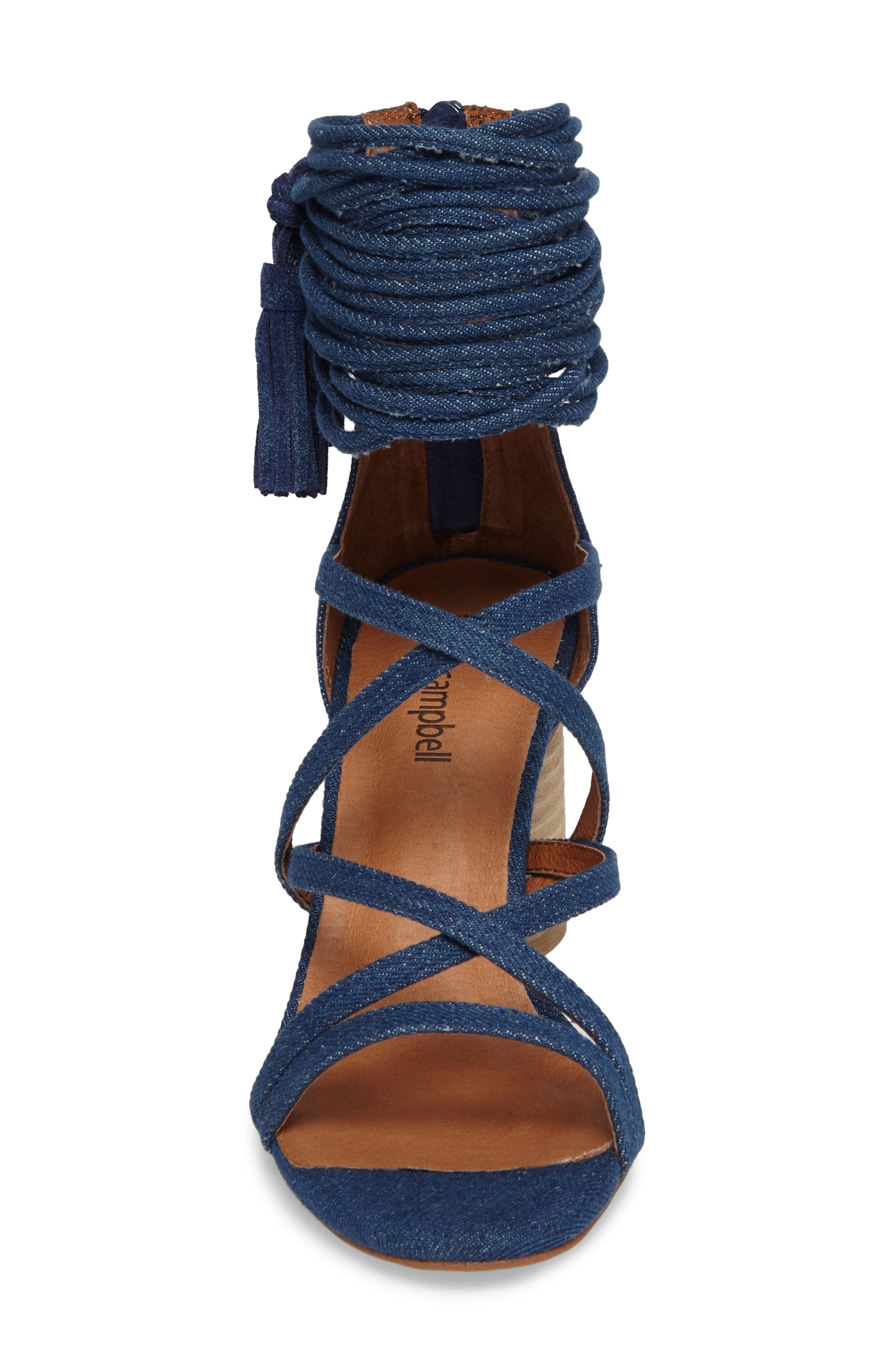 Alternate Image 5  - Jeffrey Campbell 'Despina' Strappy Sandal (Women)