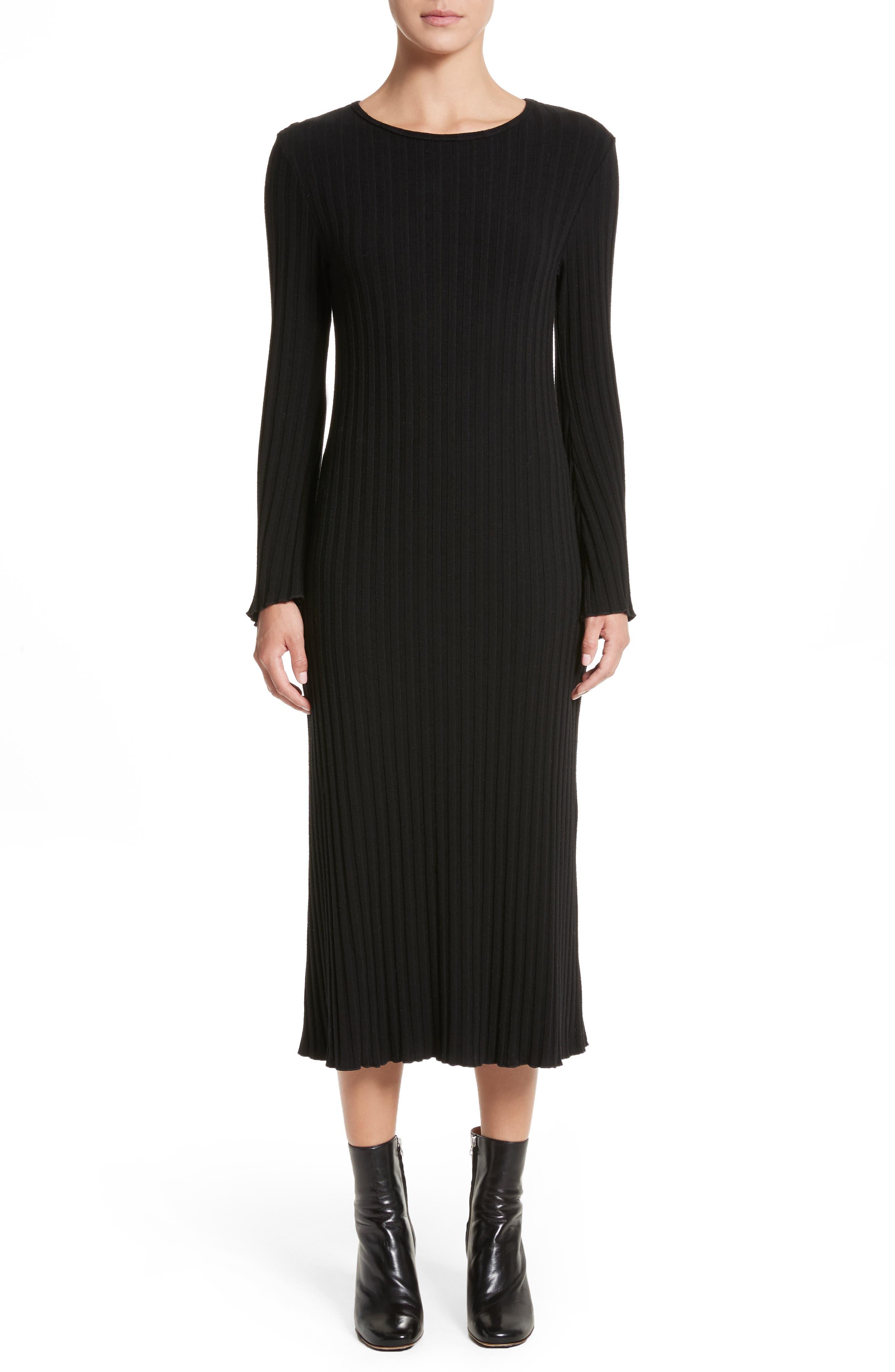 Simon Miller Wells Rib Knit Dress
