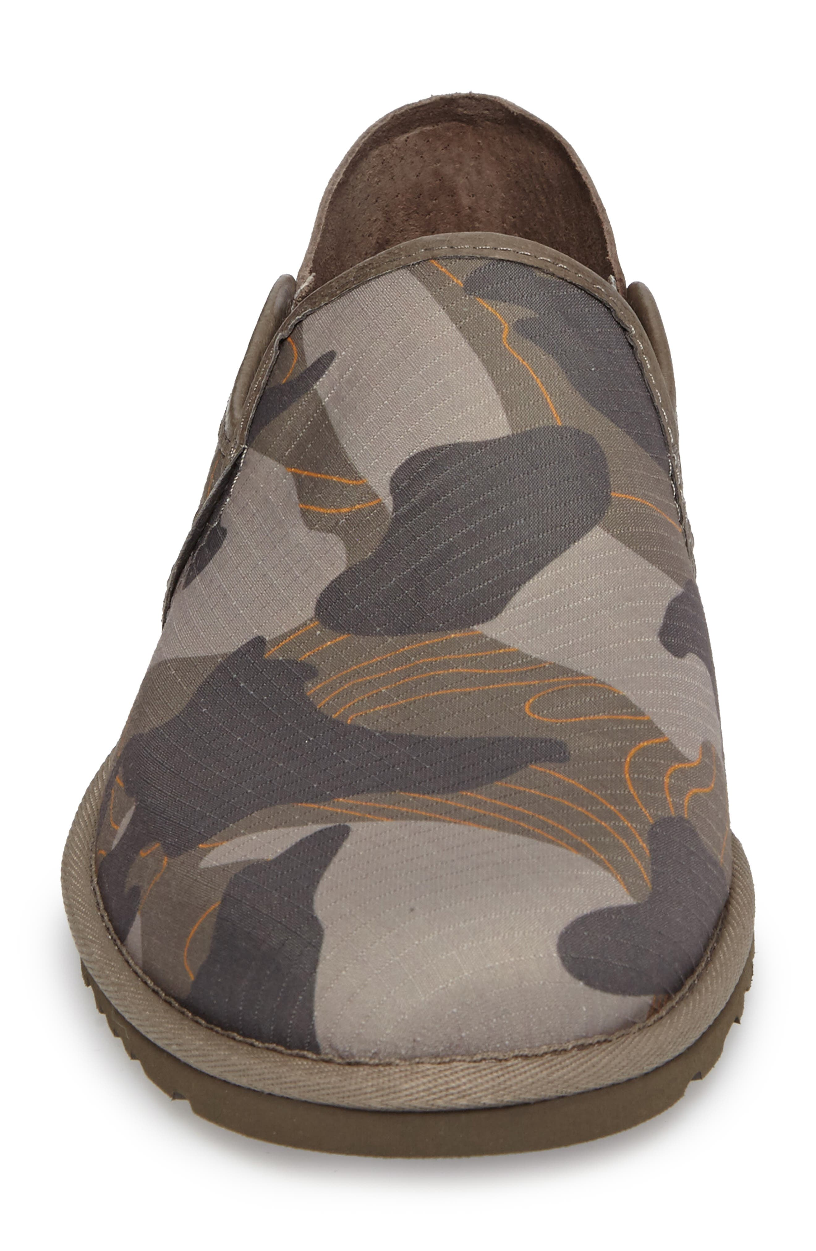 Alternate Image 4  - UGG® Convertible Slip-On (Men)