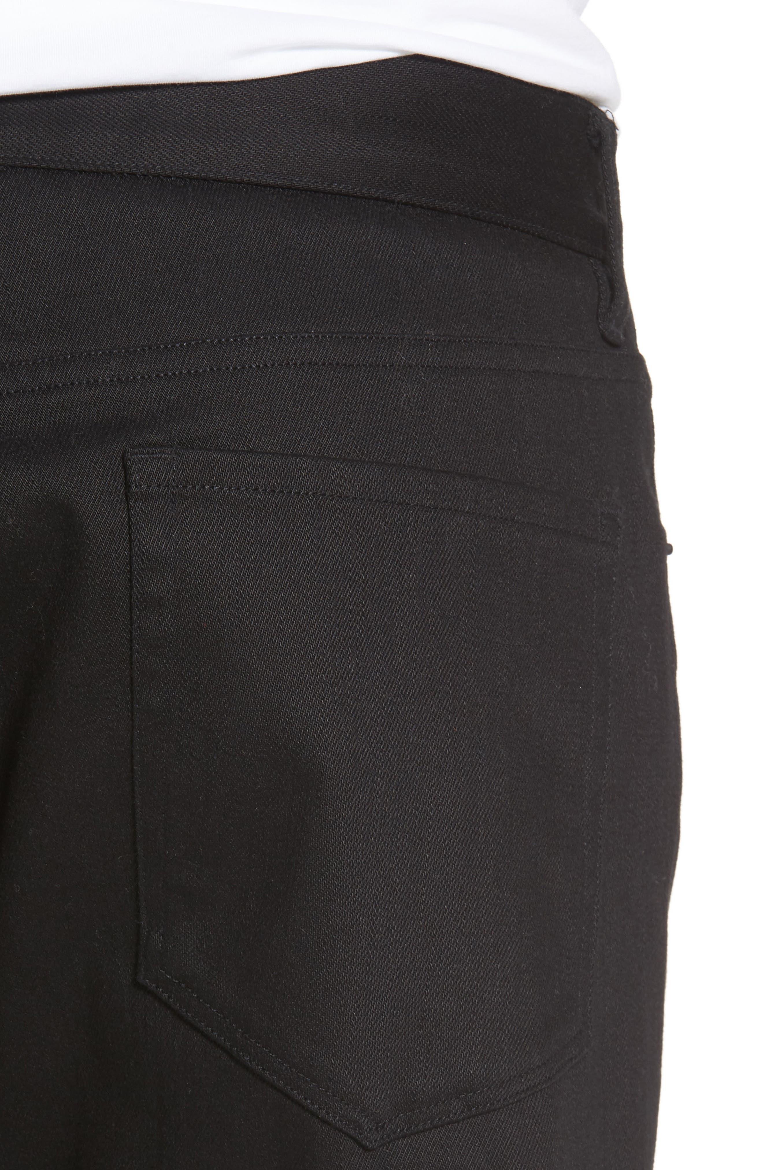 Alternate Image 4  - Vince Stretch Twill 5-Pocket Pants
