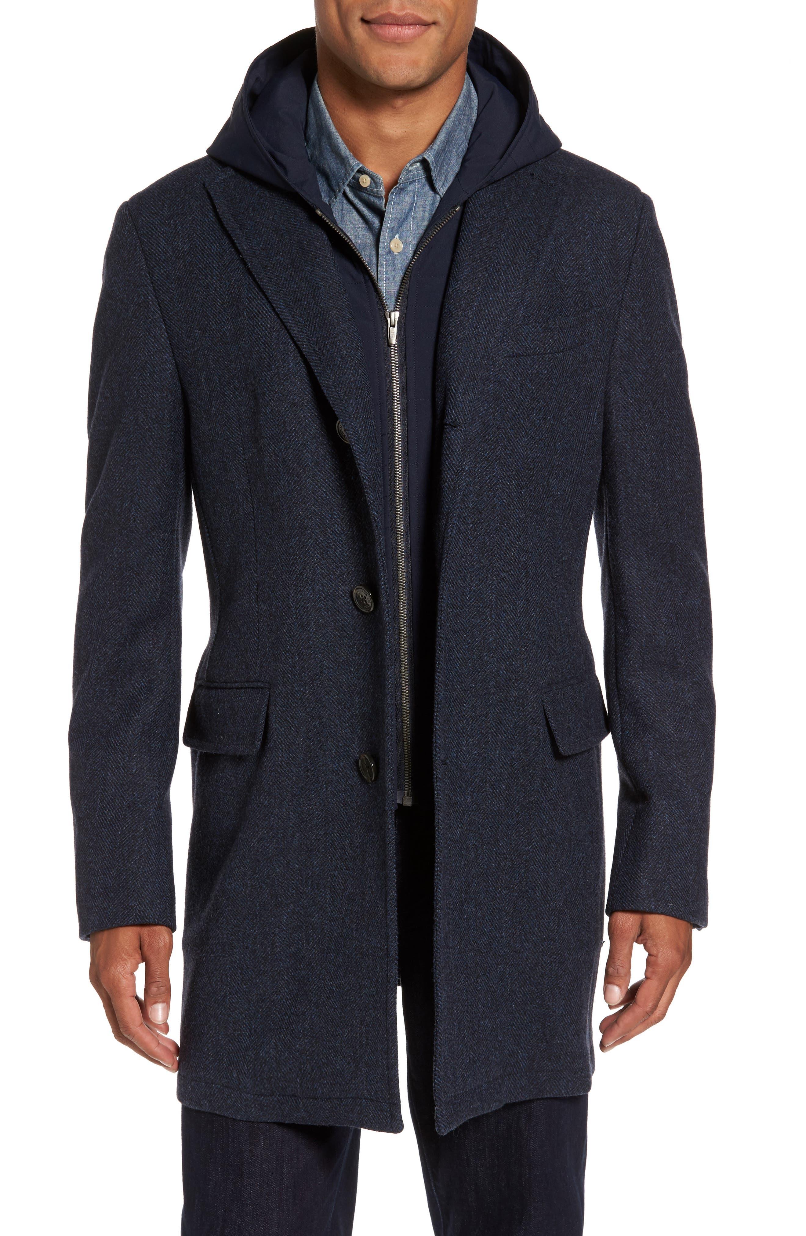 mens brown wool trench coat tradingbasis