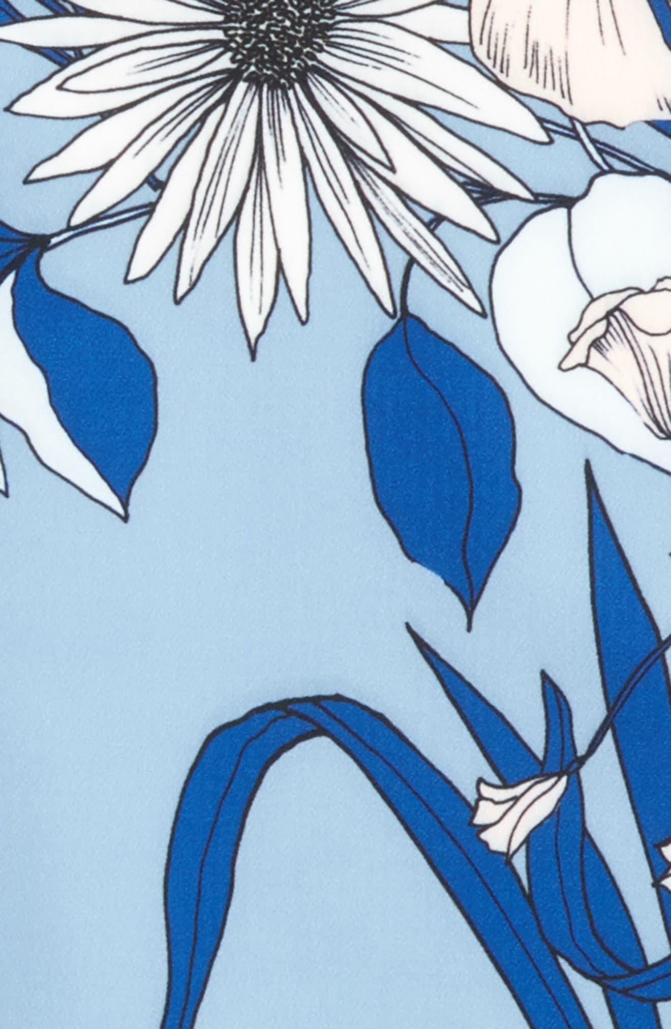 Maia Floral Skirt,                             Alternate thumbnail 2, color,                             Botanica Bloom