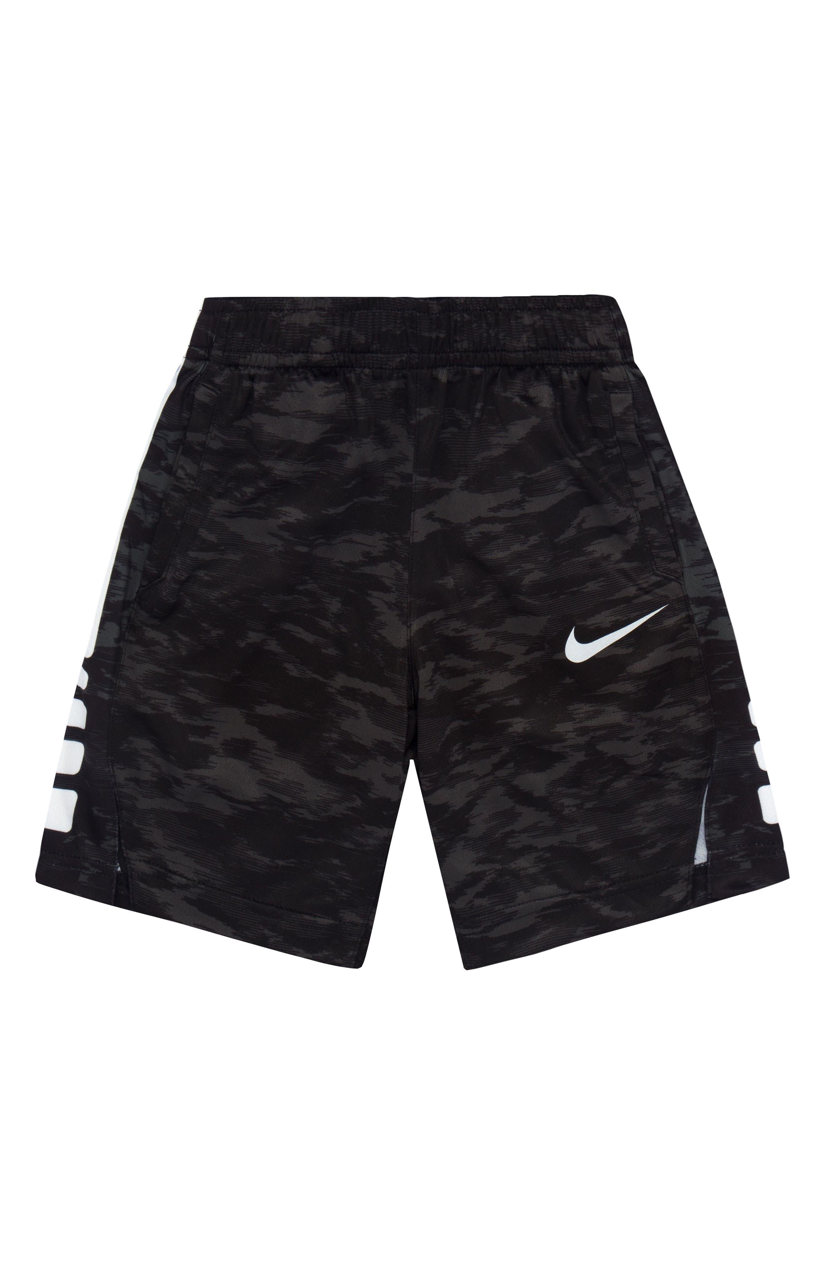 Main Image - Nike Vent AOP Shorts (Toddler Boys & Little Boys)