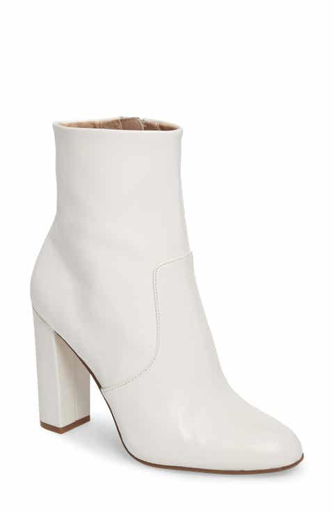 White Ankle Boots For Women   Coltford Boots