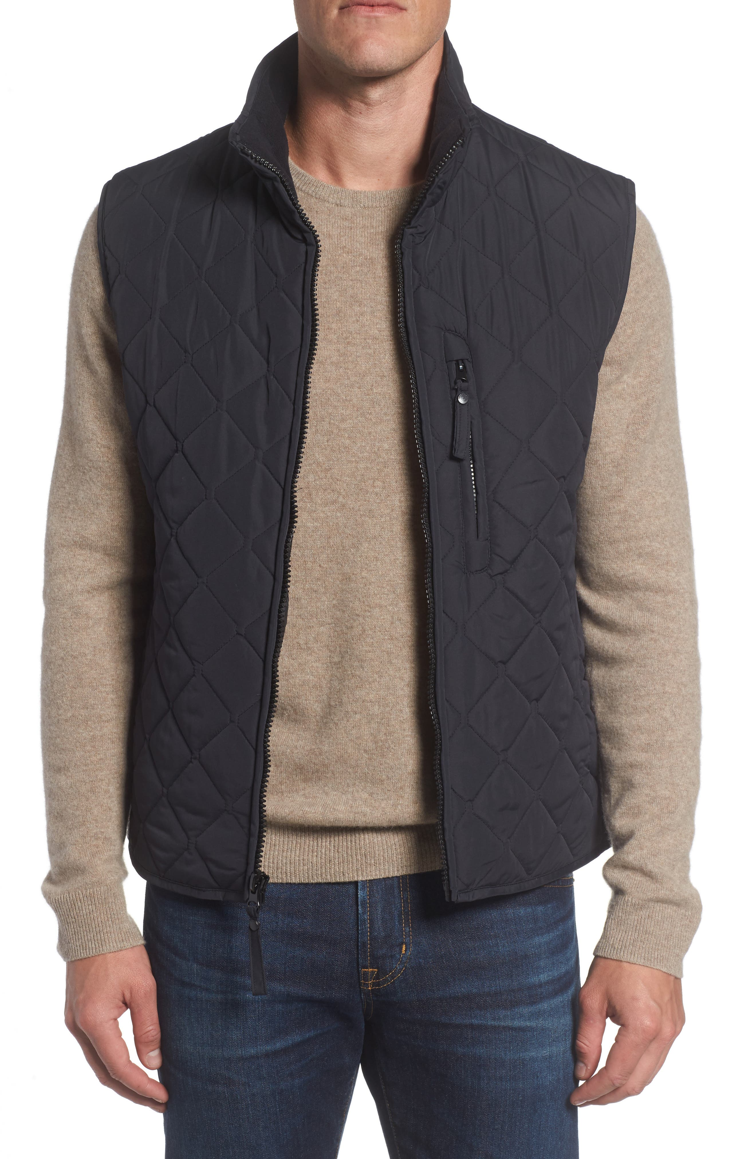 Marc New York Newel Quilted Vest