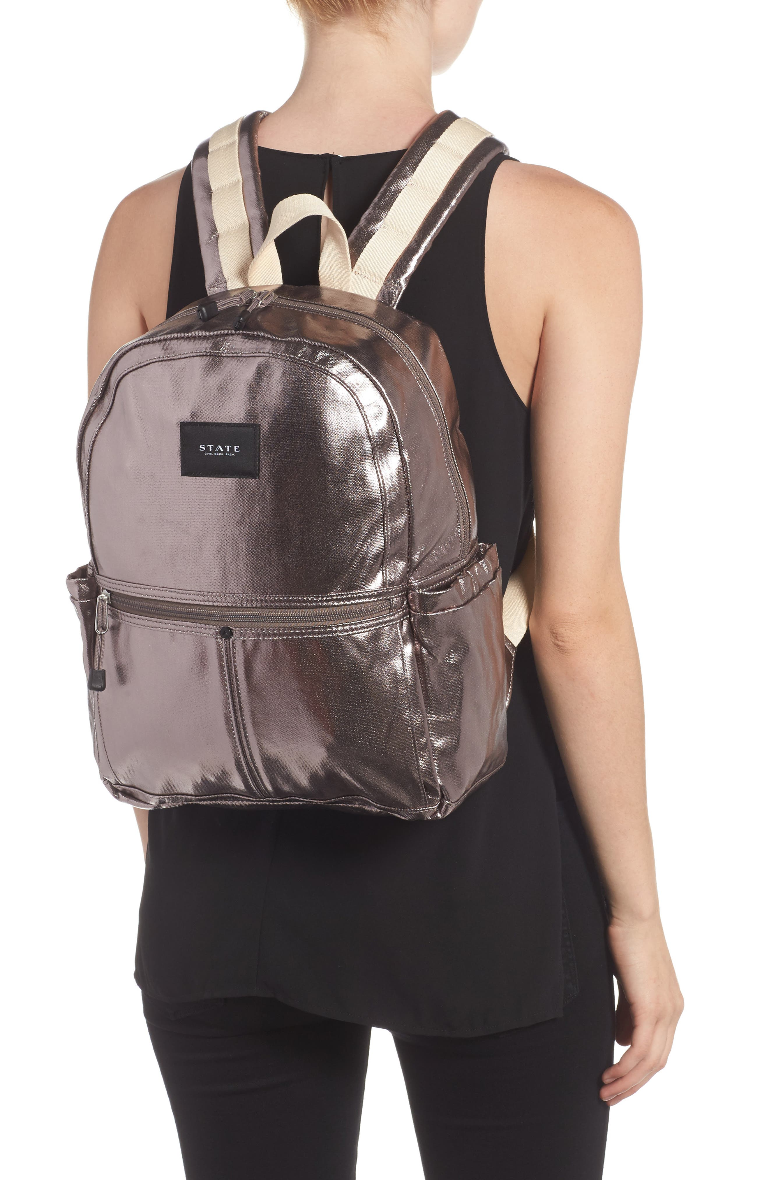 Alternate Image 2  - STATE Bags Downtown Kane Backpack
