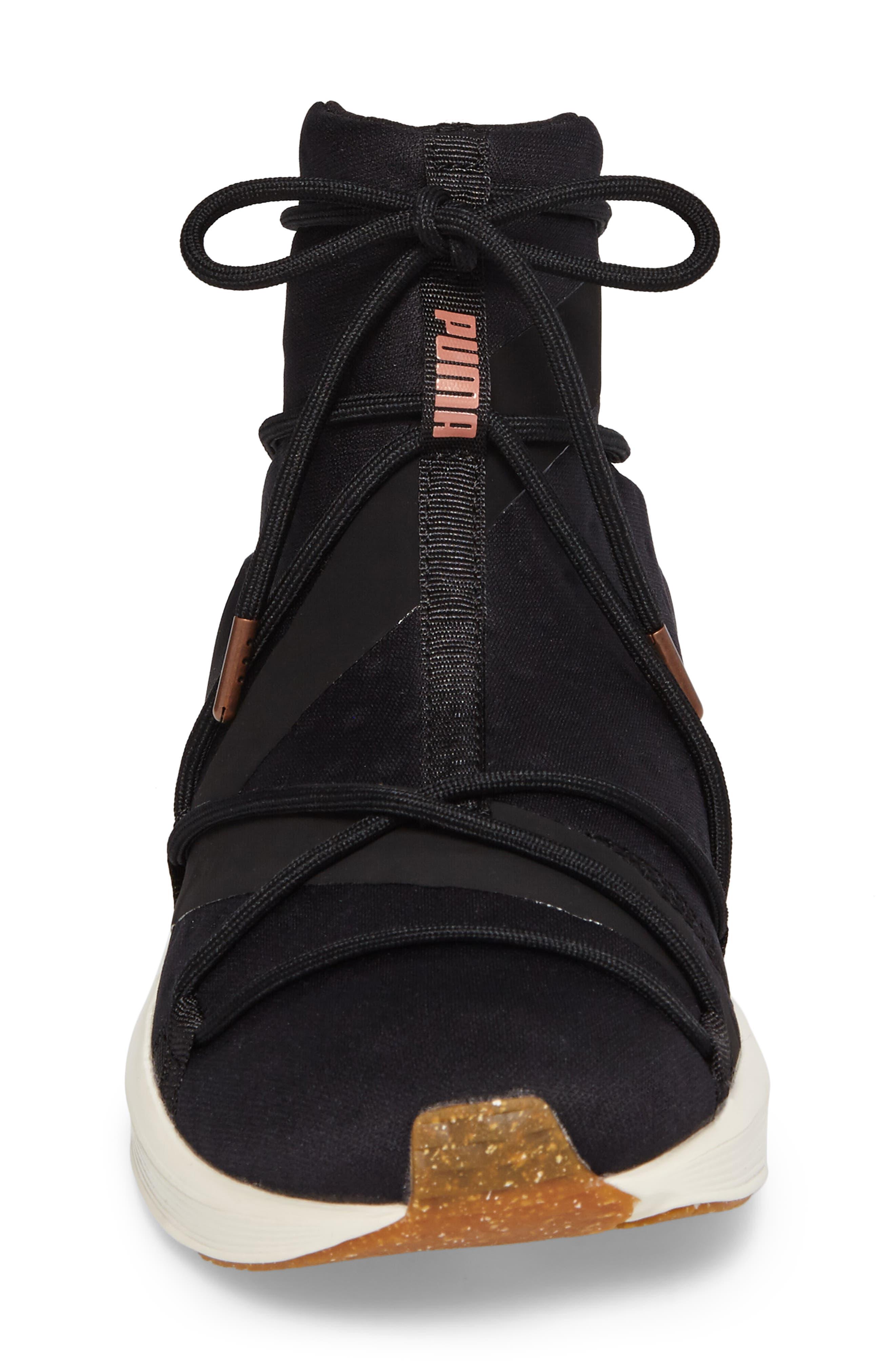 Alternate Image 4  - PUMA Fierce Rope Training Sneaker (Women)