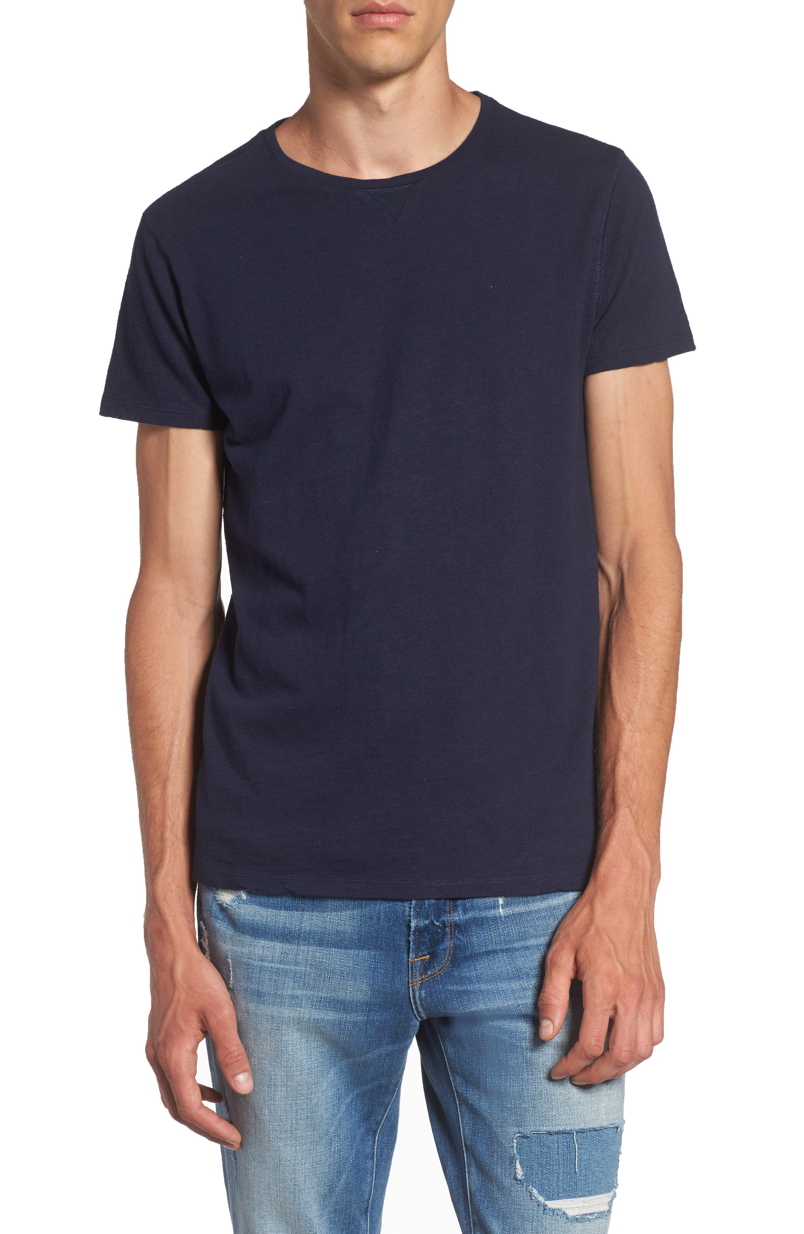Home Alone Classic T-Shirt,                         Main,                         color, Navy