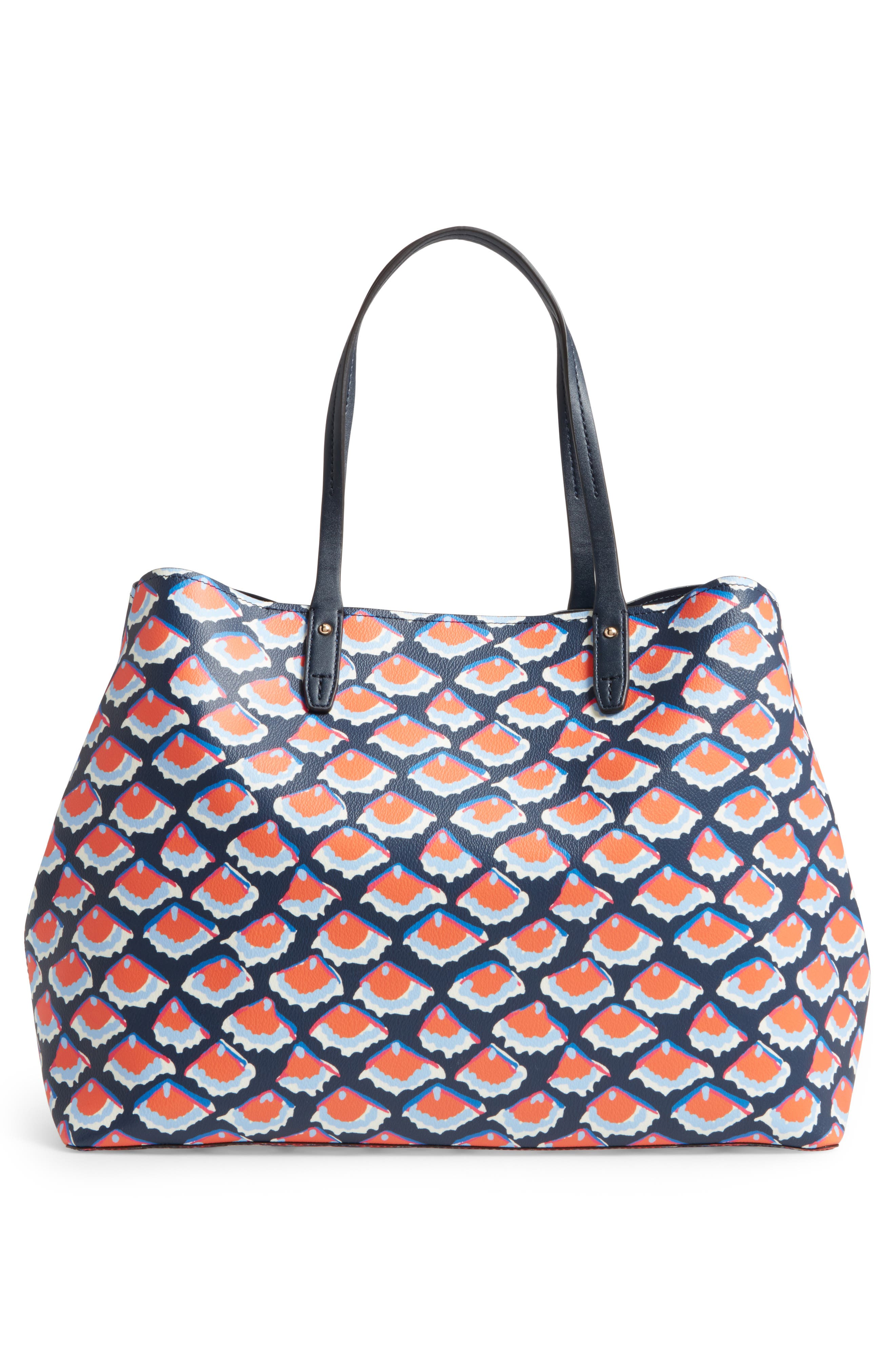 Alternate Image 3  - Tory Burch Kerrington Coated Canvas Tote