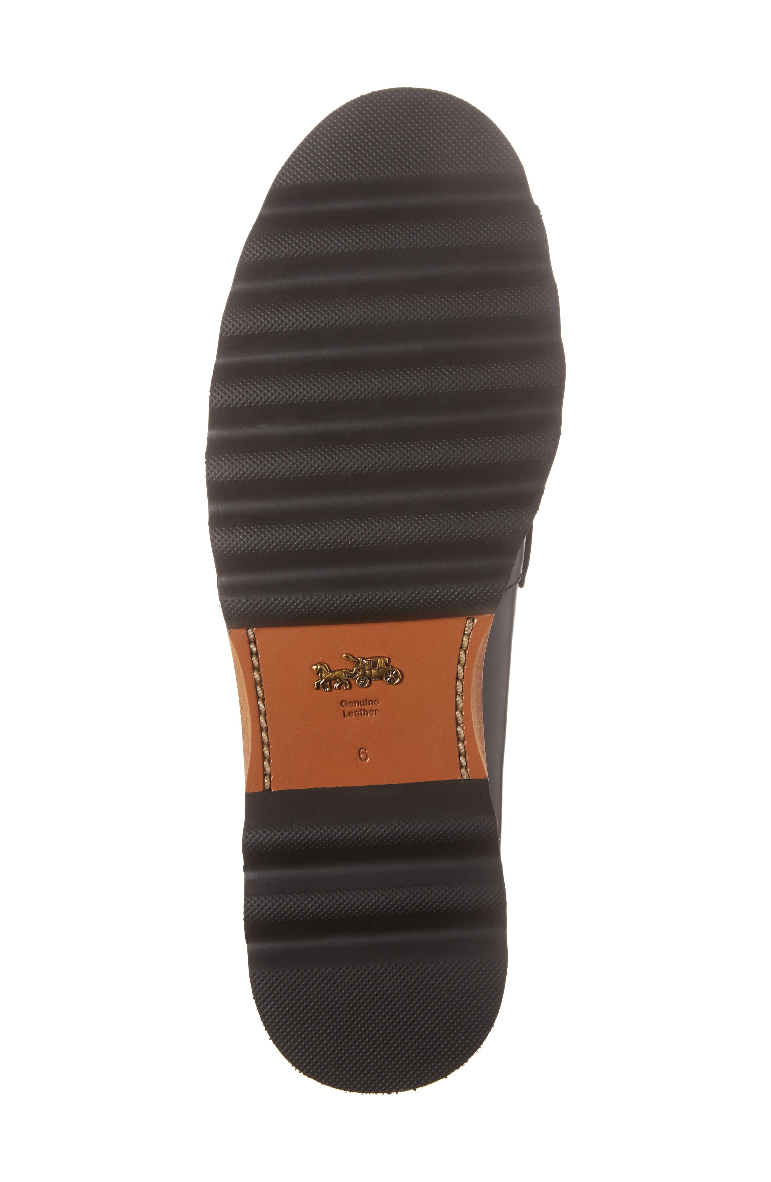 Alternate Image 6  - COACH Lenox Platform Loafer (Women)