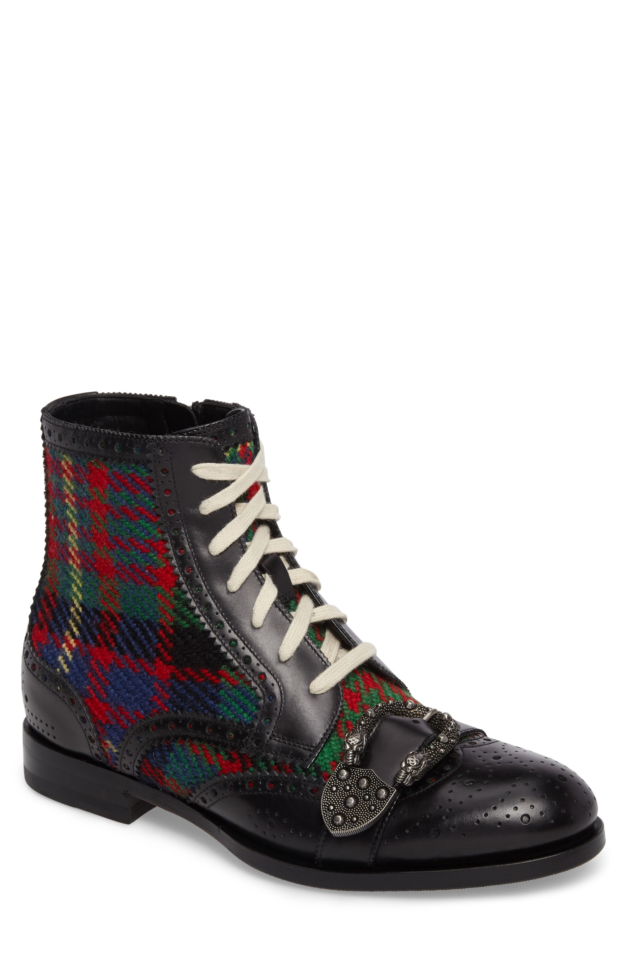 Gucci Queercore Boot (Men)