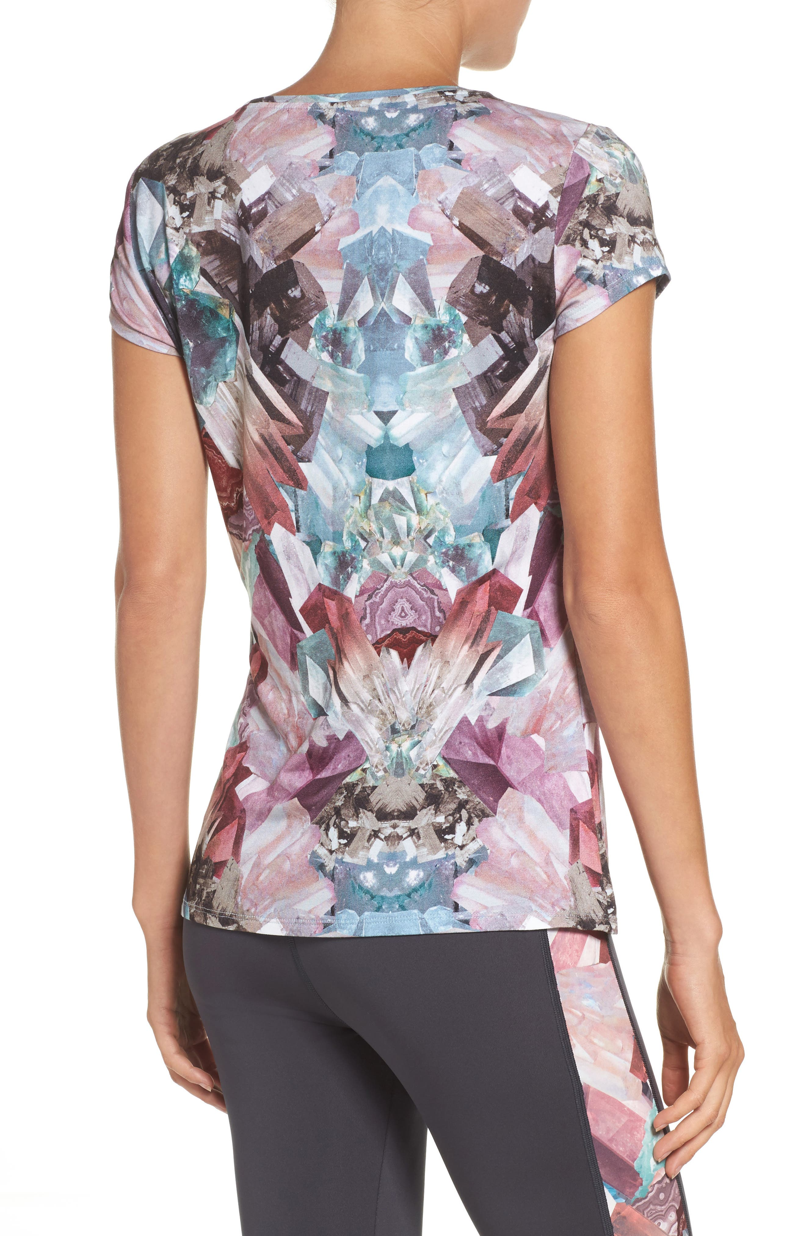 Alternate Image 2  - Ted Baker London Minerals Tee
