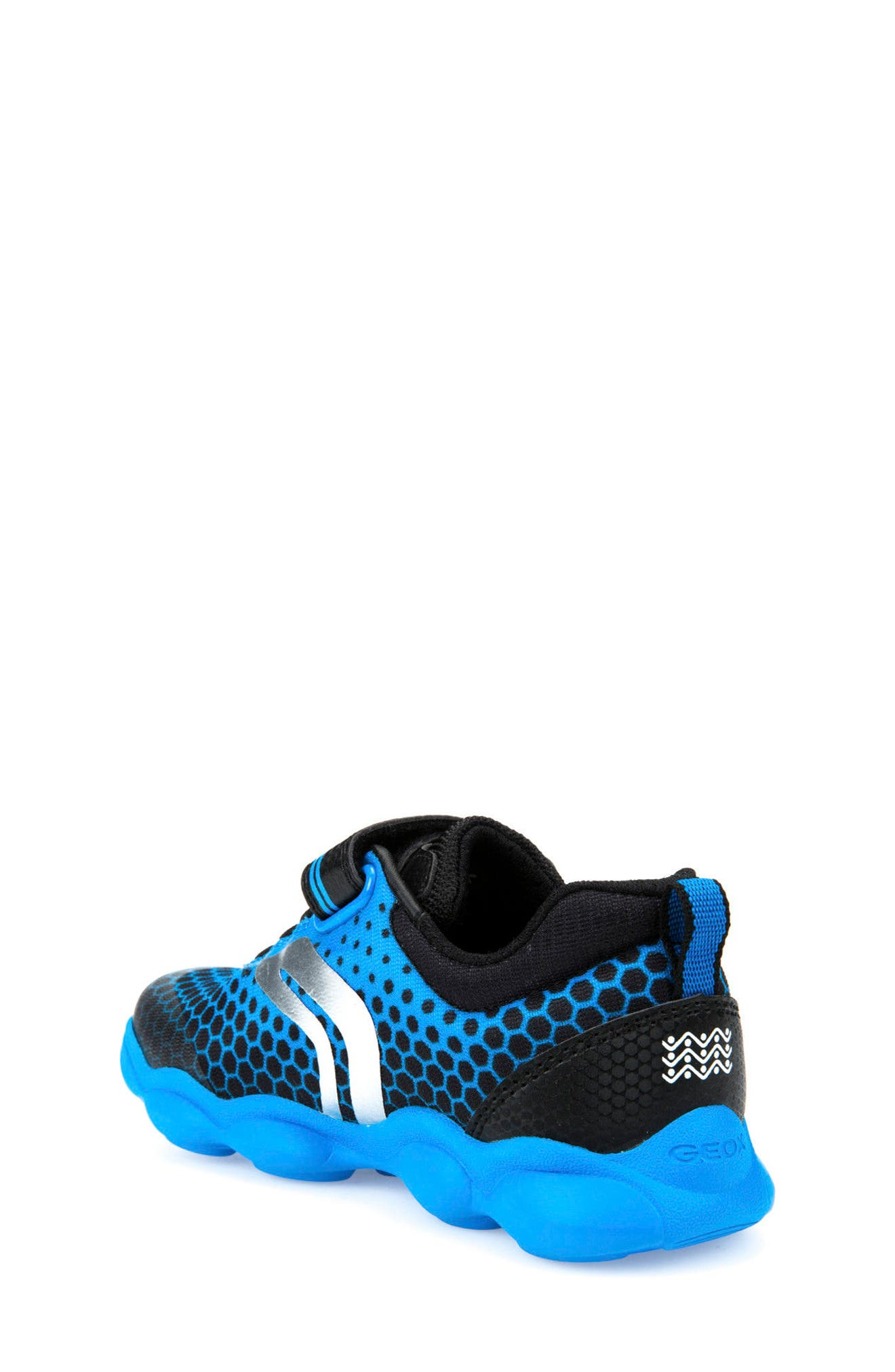 Munfrey Sneaker,                             Alternate thumbnail 2, color,                             Light Blue/ Black