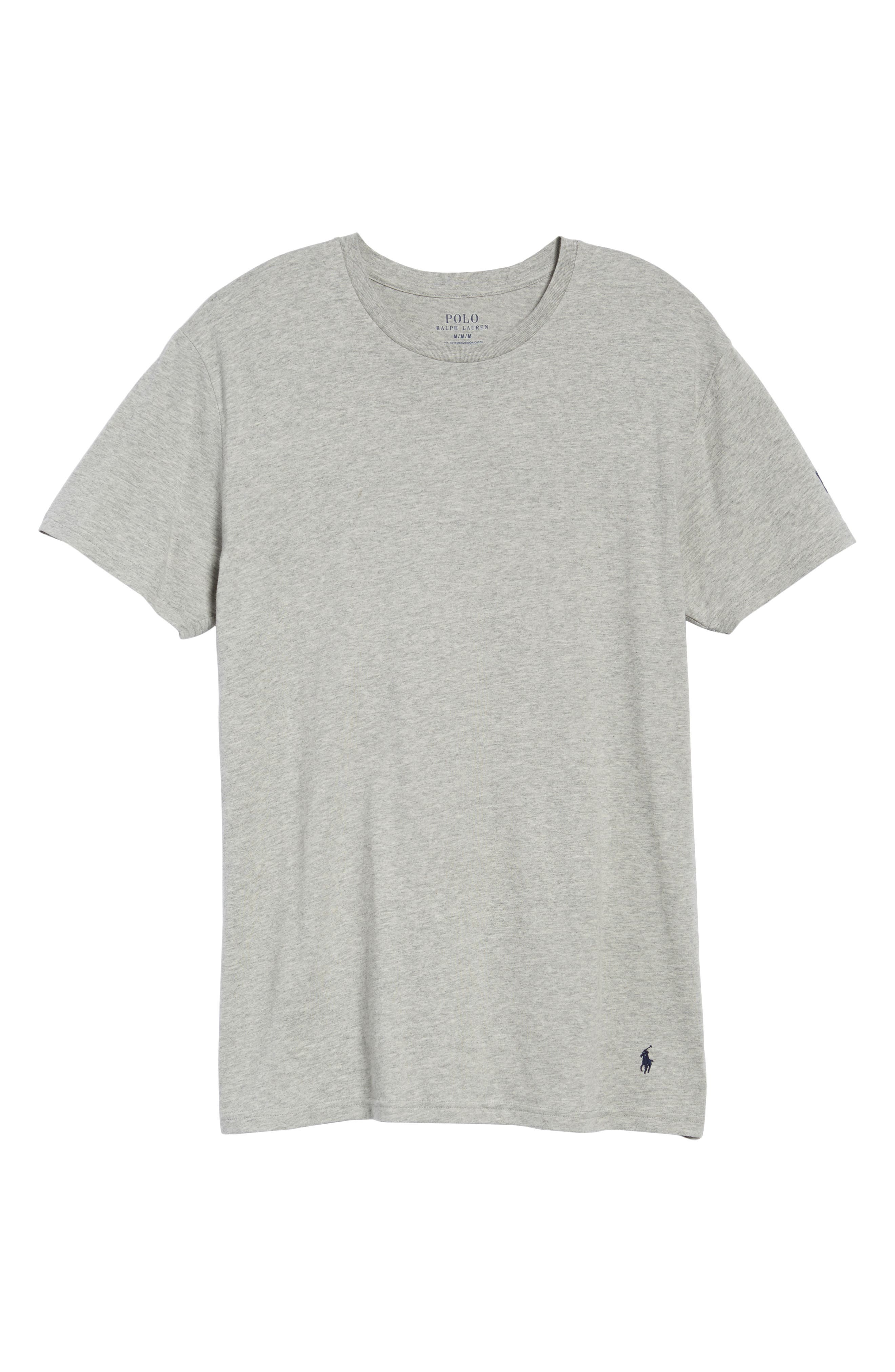 Alternate Image 6  - Polo Ralph Lauren Crewneck T-Shirt