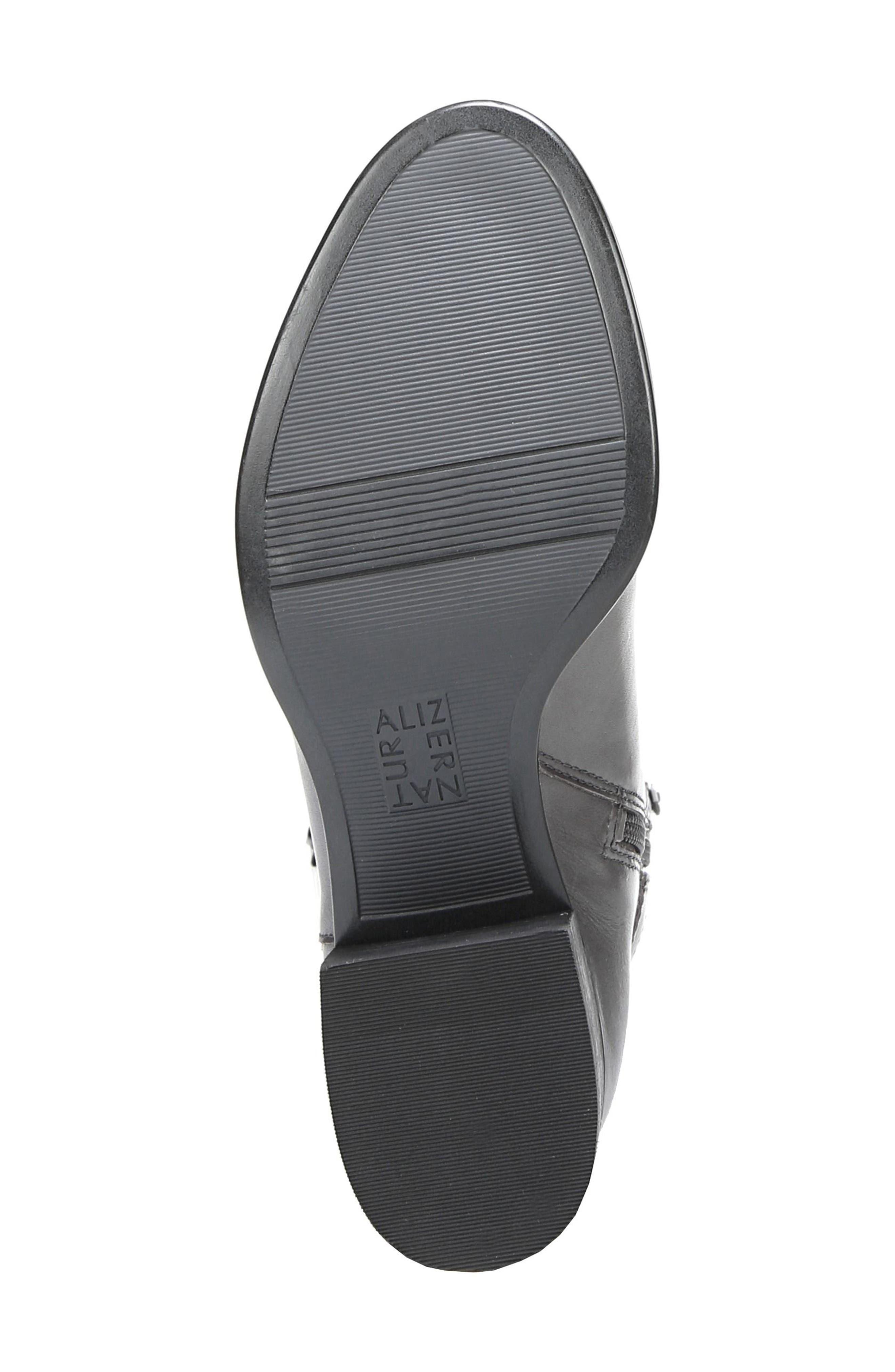 Alternate Image 6  - Naturalizer Dev Buckle Strap Boot (Women) (Regular & Wide Calf)