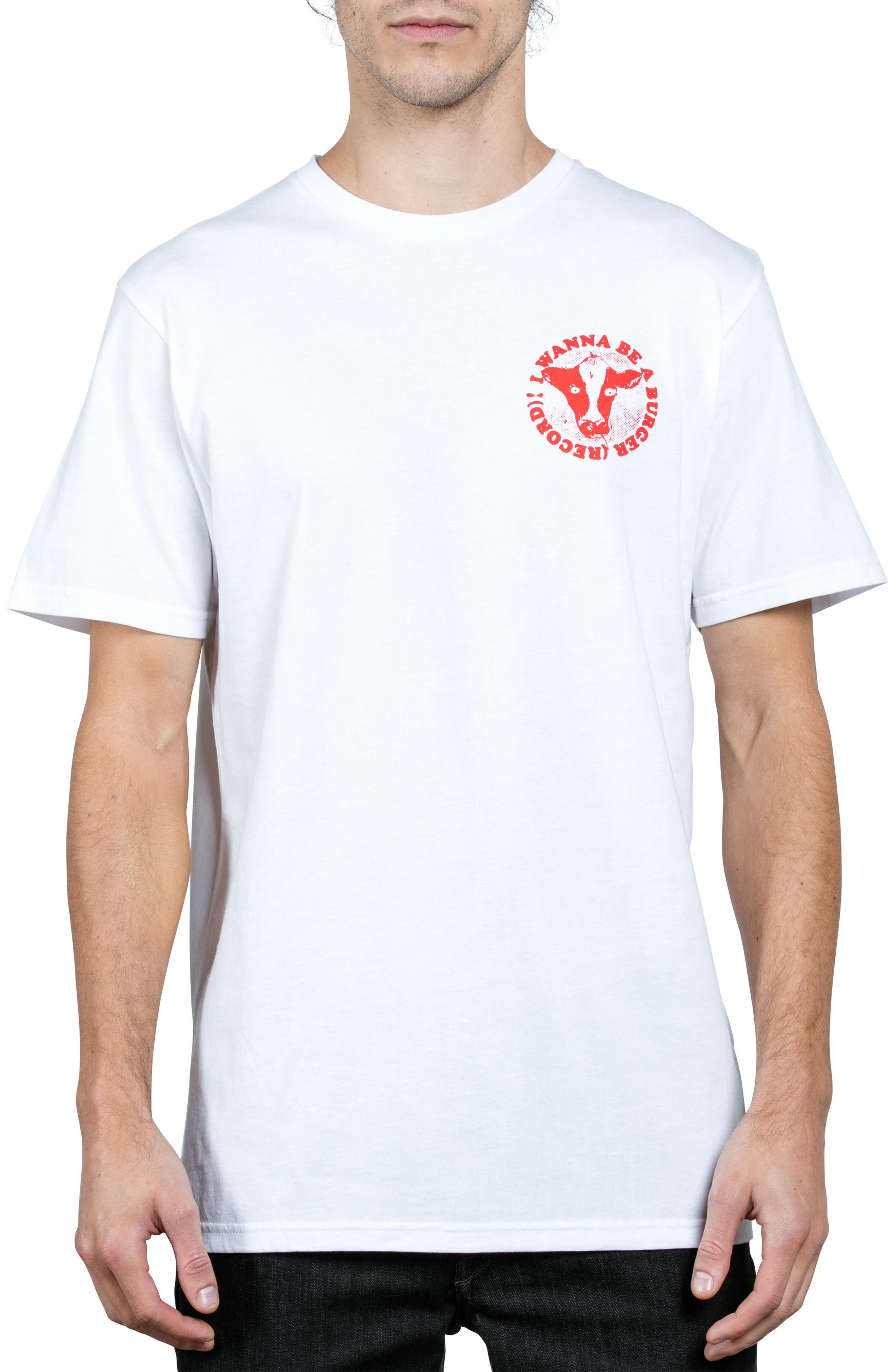 Main Image - Volcom x Burger Records Wannabe T-Shirt